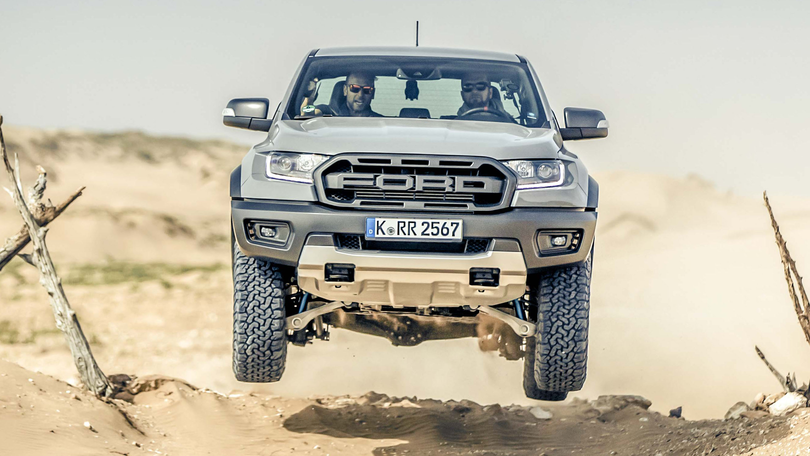 Ford Ranger Raptor Review Baby Pick Up Truck Tested Top Gear