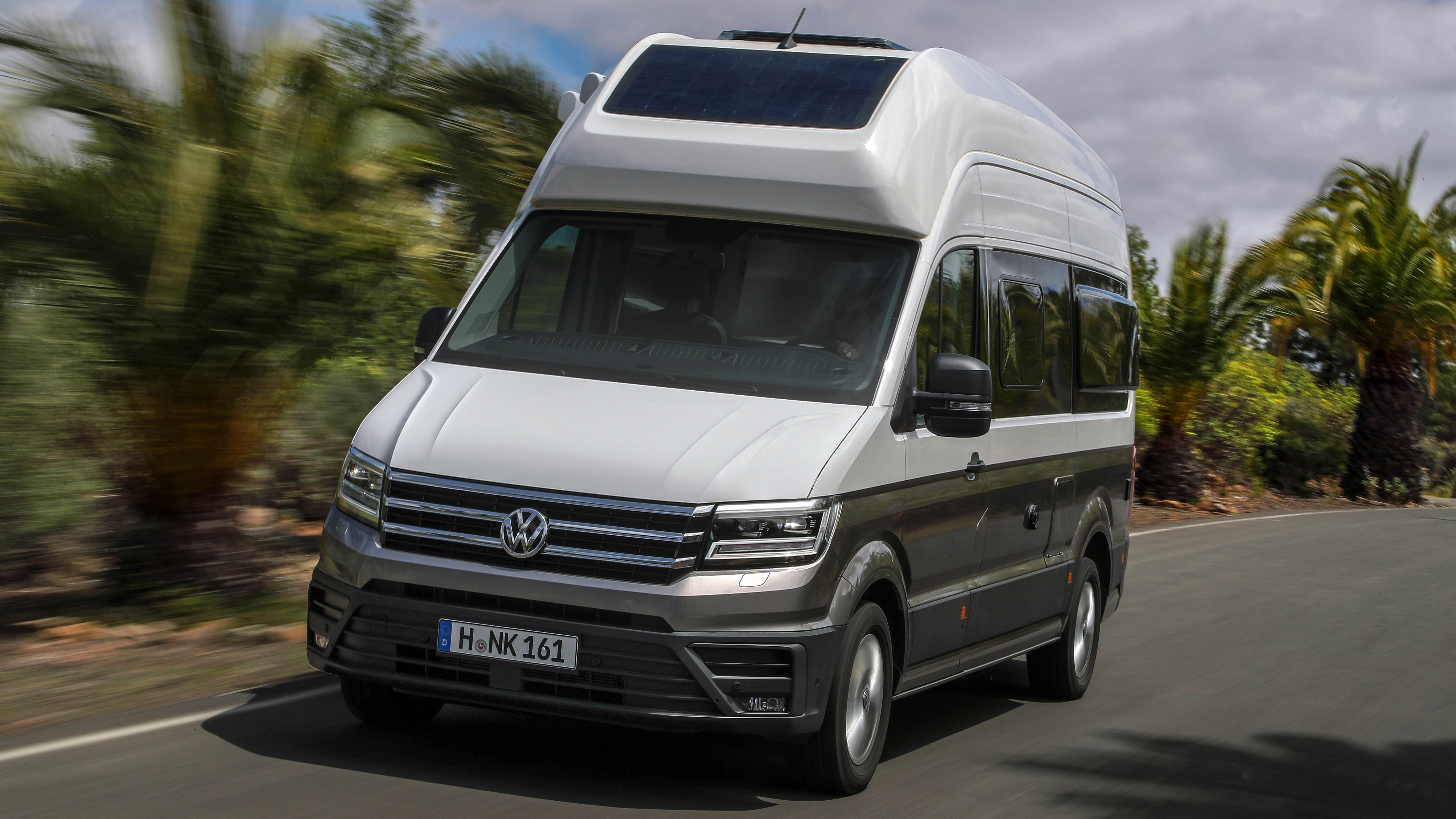 Volkswagen Grand California review: the best camper van