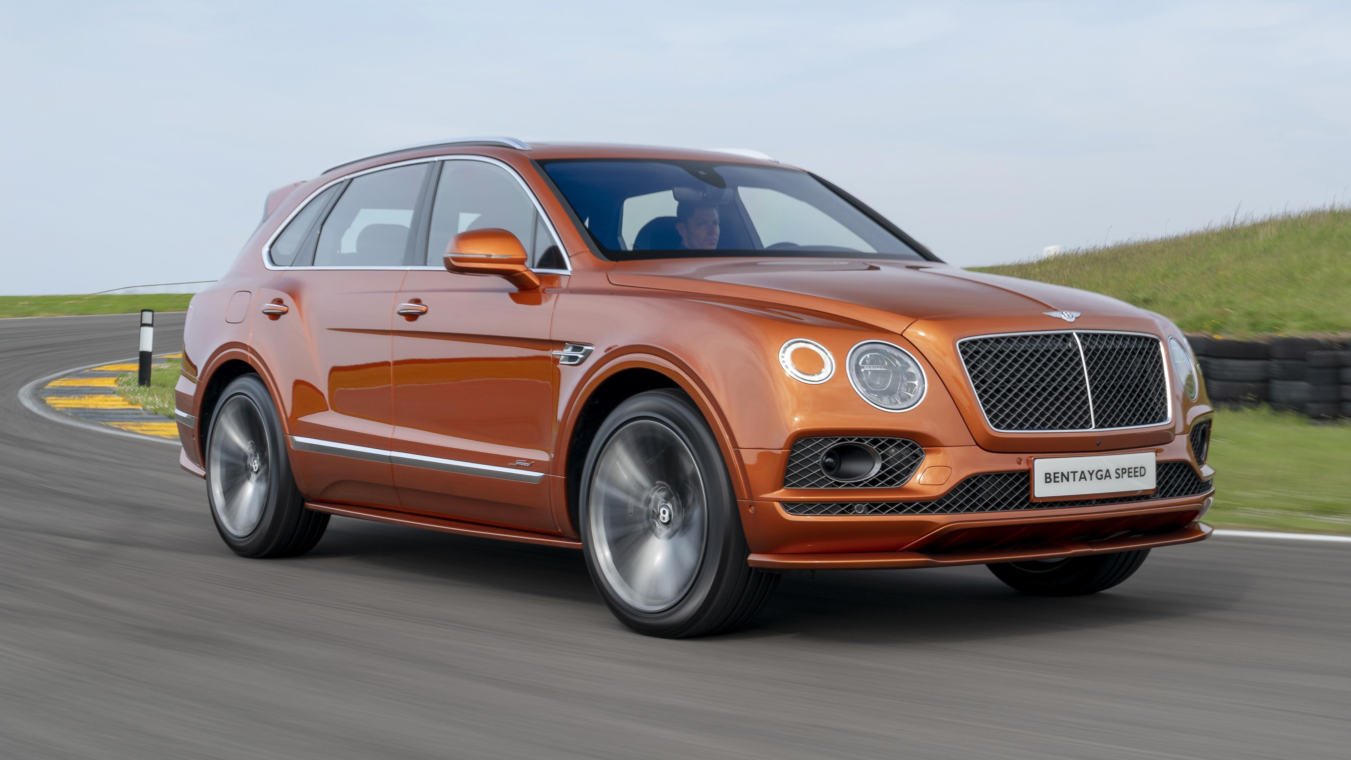 Bentley Bentayga Speed Review 626bhp Suv Driven Top Gear