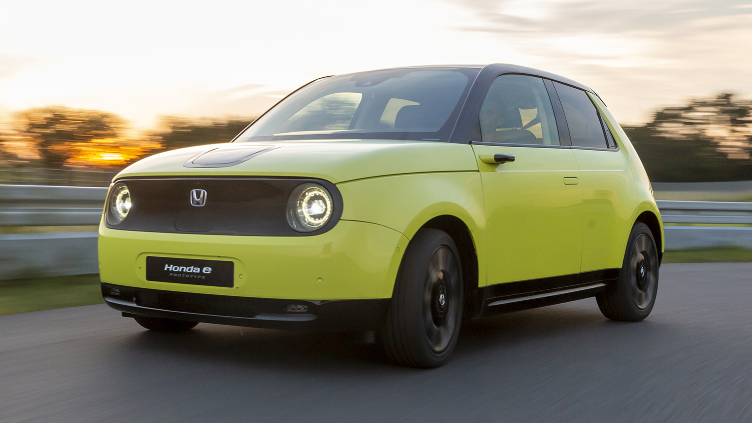 Honda e Prototype review: first test of Honda's little electric car