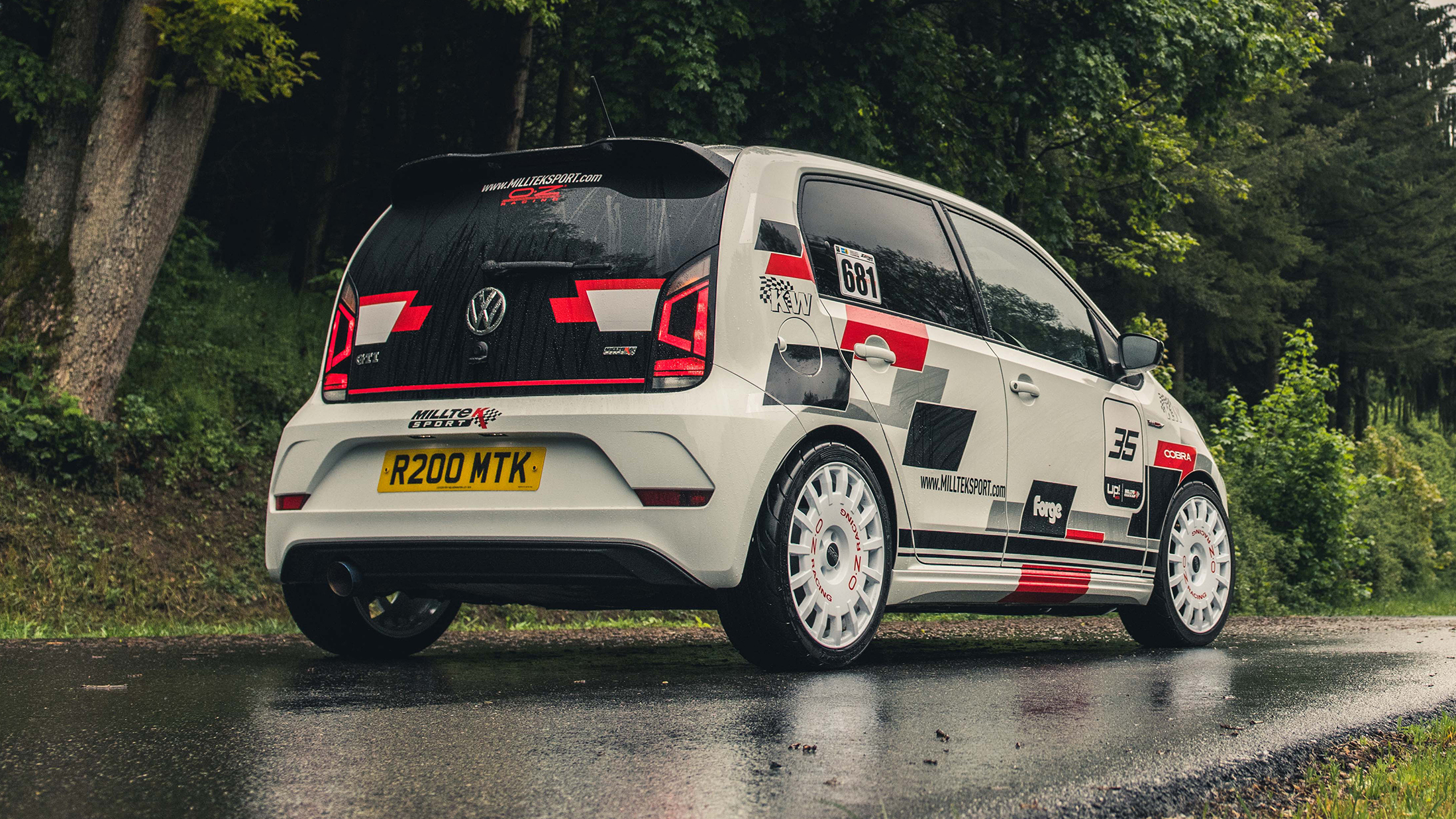 Vw Up Gti >> Vw Up Gti By Milltek Review Tiny Tuned Terror Tested Top Gear