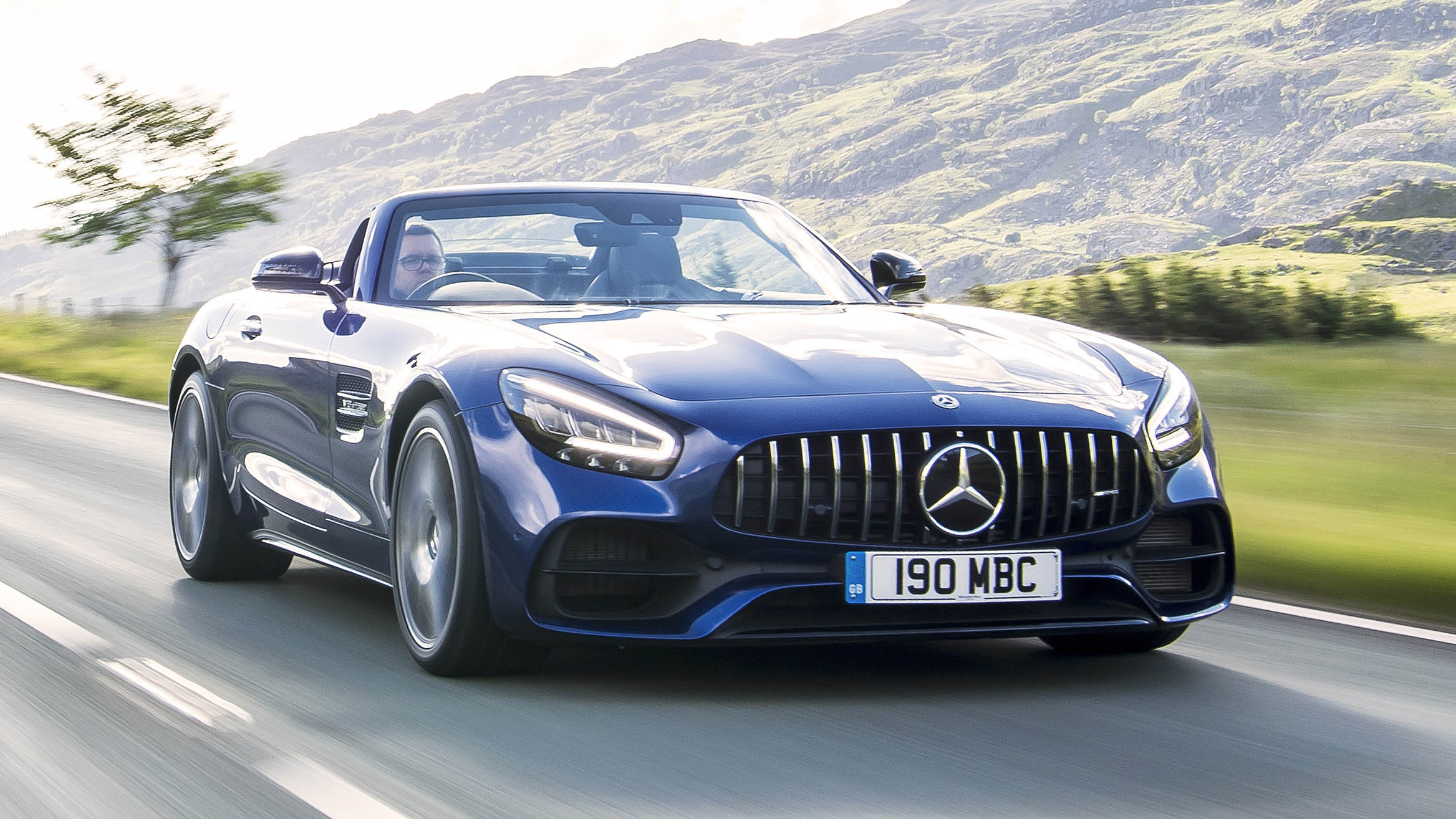 Mercedes Amg Gt S Review Updated Roadster Hits The Uk 2018 2020 Top Gear
