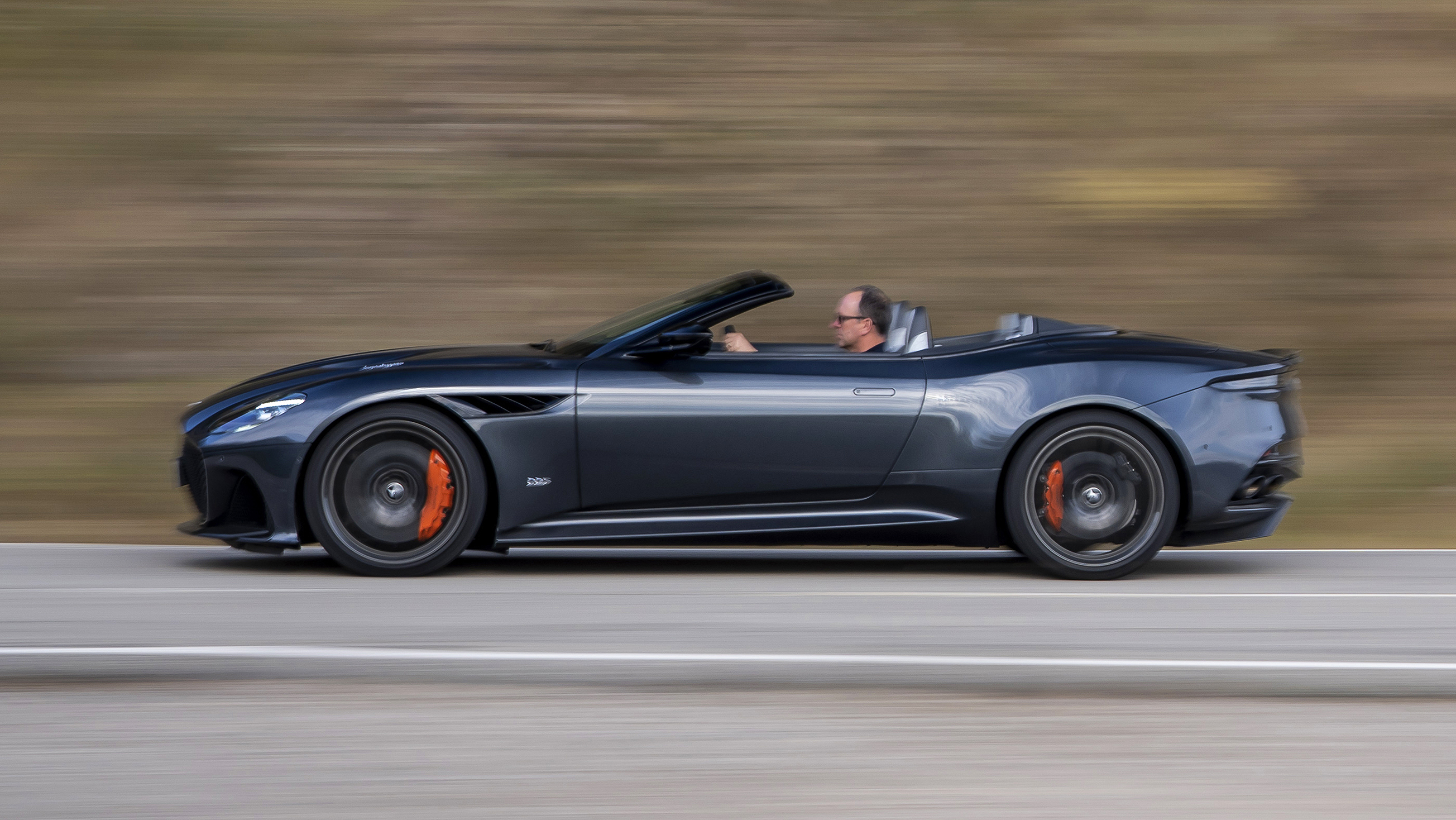Aston Martin Dbs Volante Review 715bhp Roadster Driven Top Gear