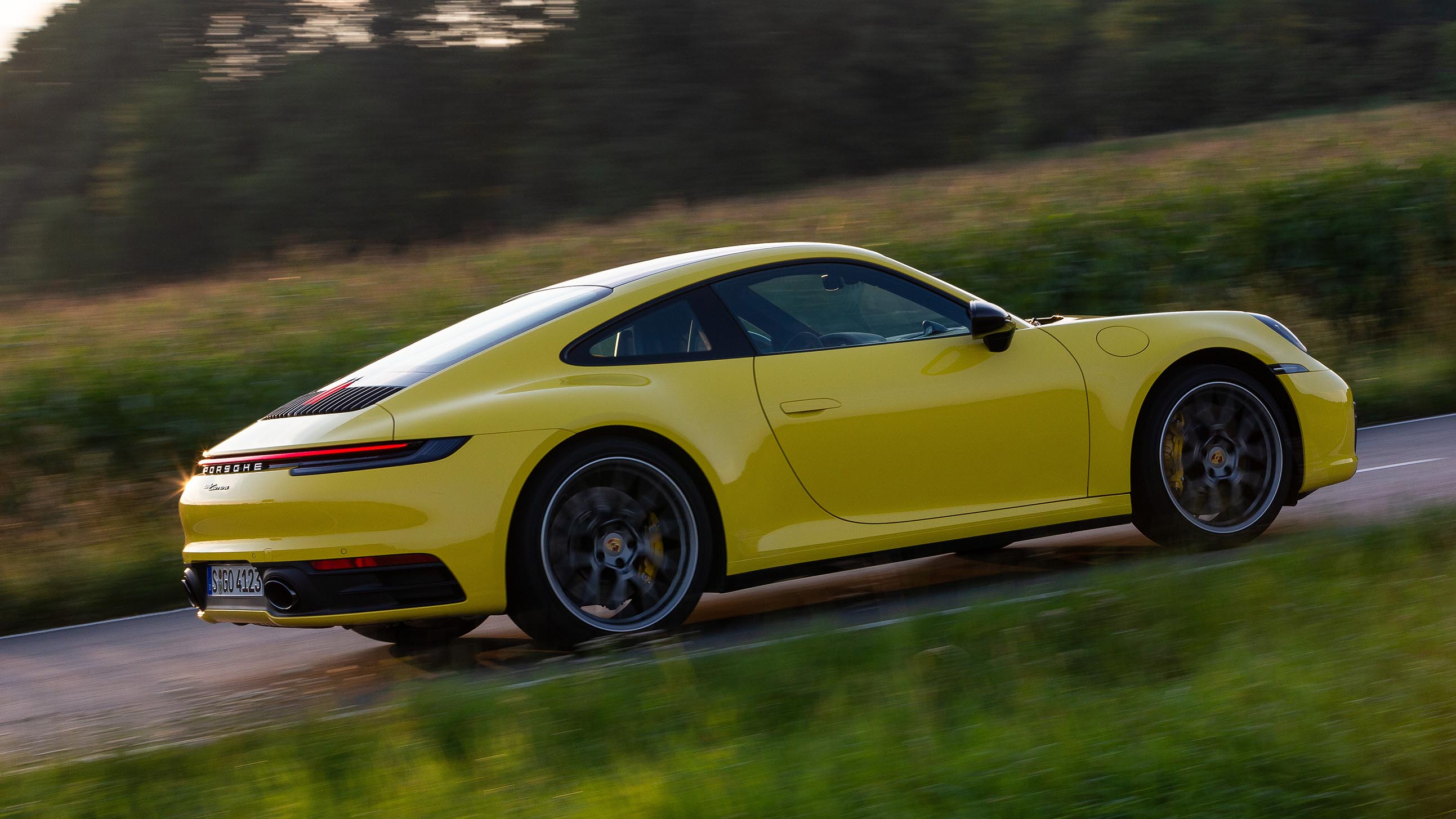 Porsche 911 Carrera Review Surprise The Cheaper 911 Is The One To Buy Top Gear