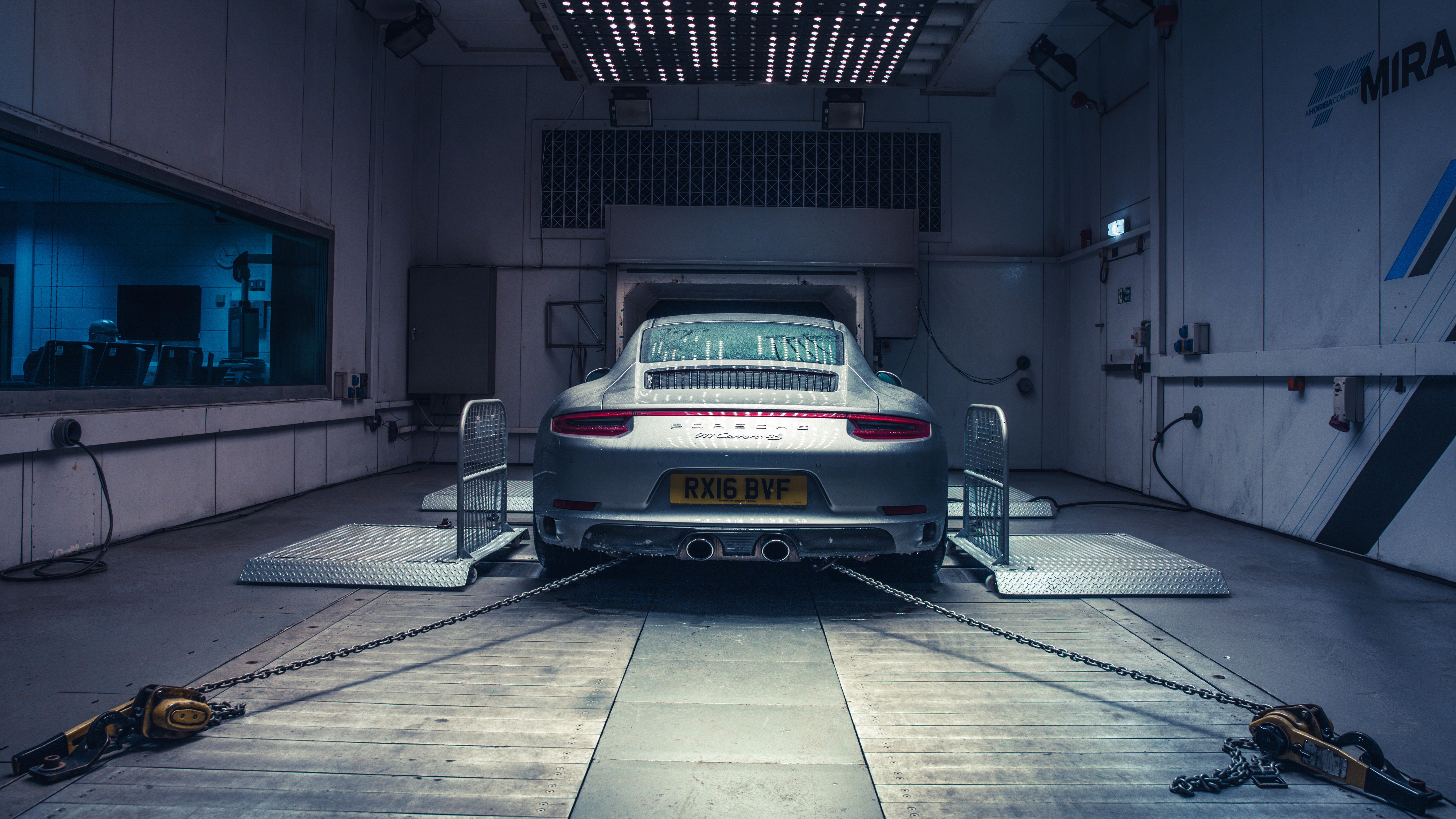 Garage | Top Gear