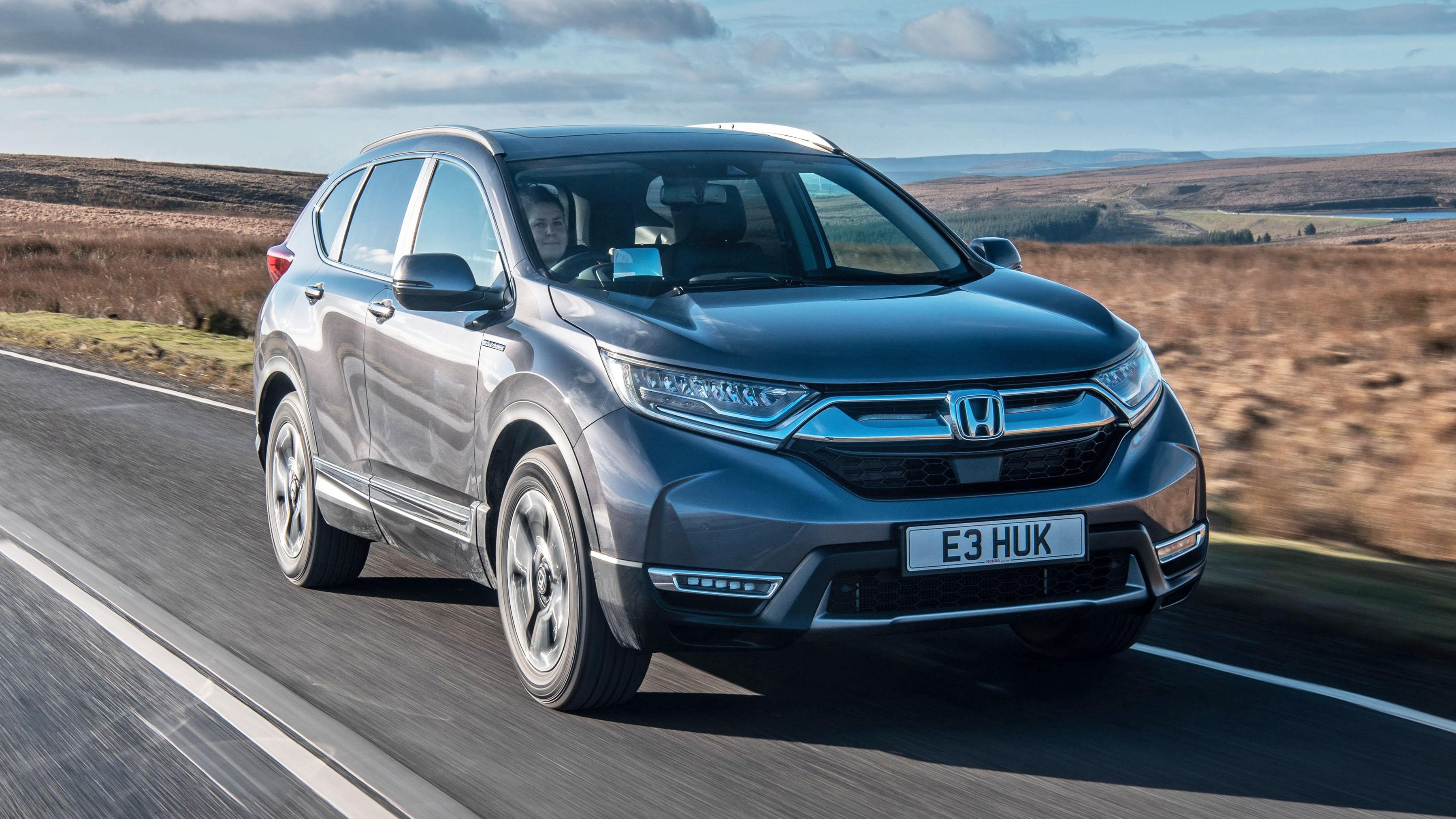 Kelebihan Honda Cr V 2019 Hybrid Top Model Tahun Ini