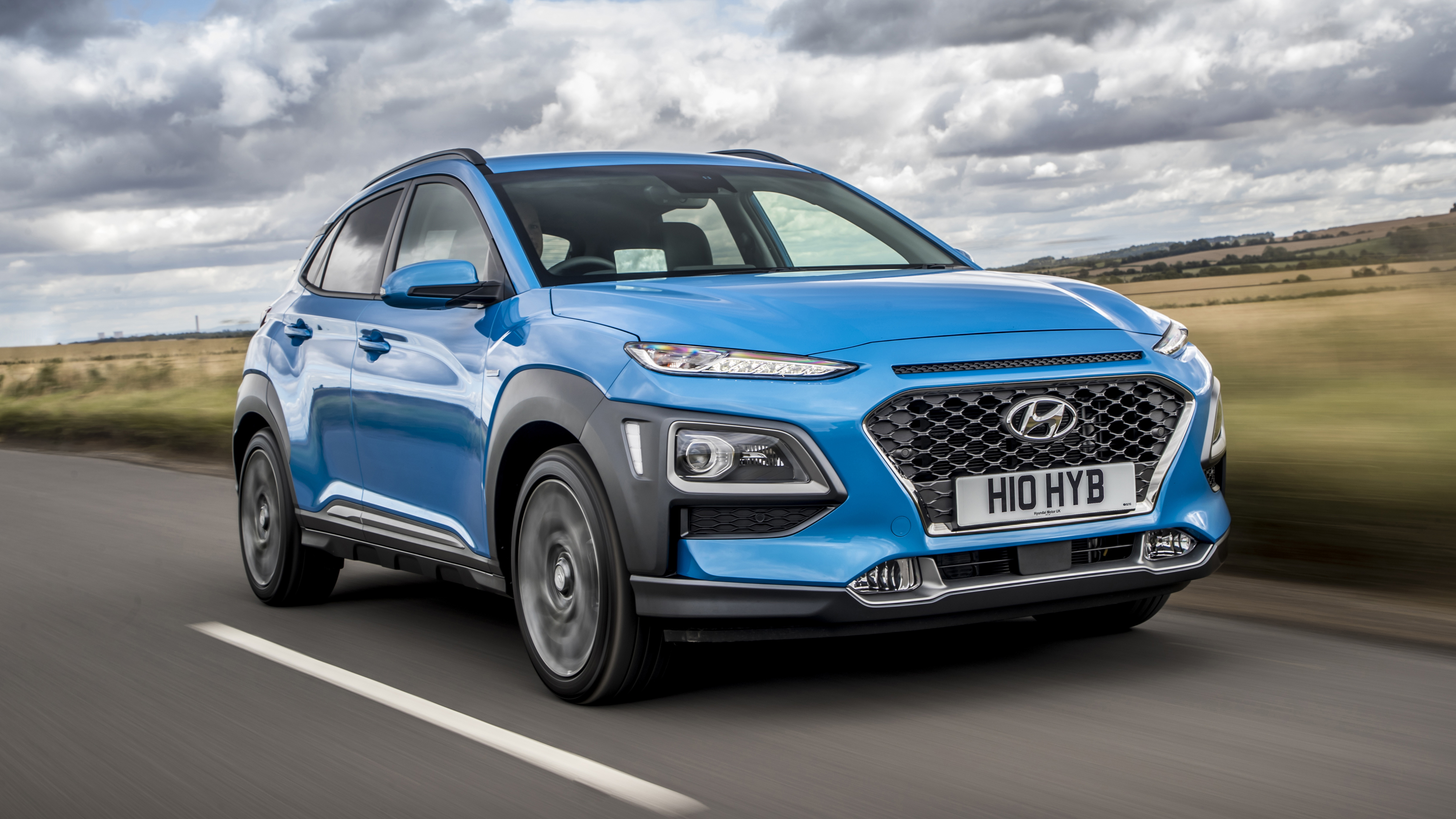 Hyundai Kona Hybrid Review Crossover Tested On Uk Roads Top Gear