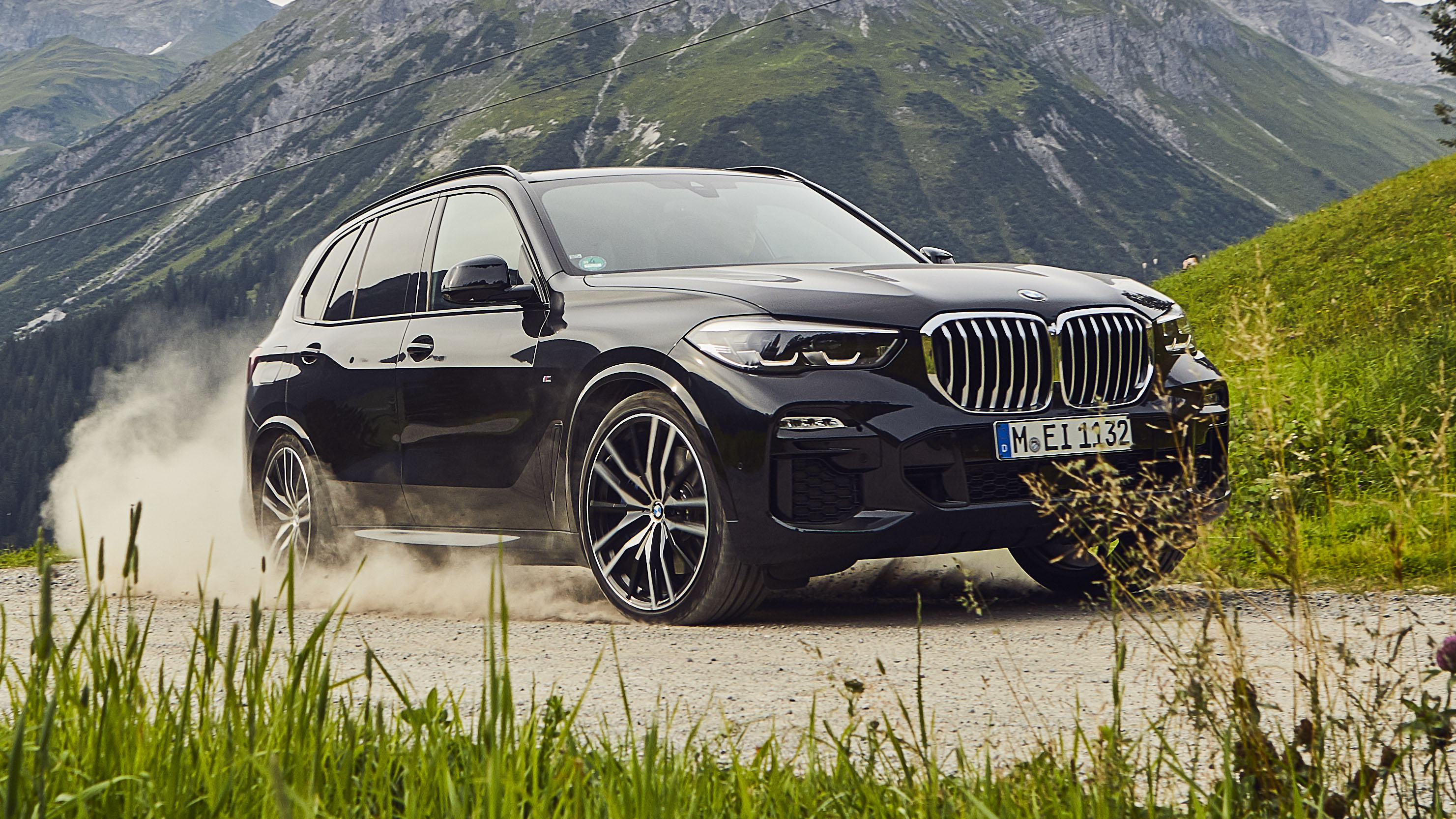 Bmw X5 45e Review Plug In Hybrid Suv Tested Top Gear