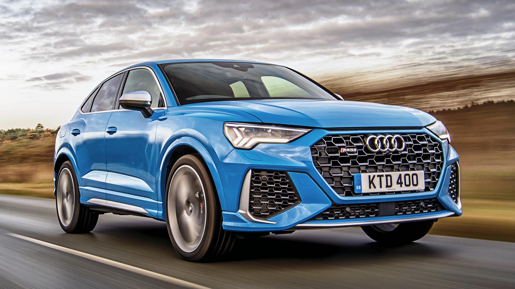 Audi Rs Q3 Sportback Review Oh Dear Oh Dear Oh Dear Top Gear