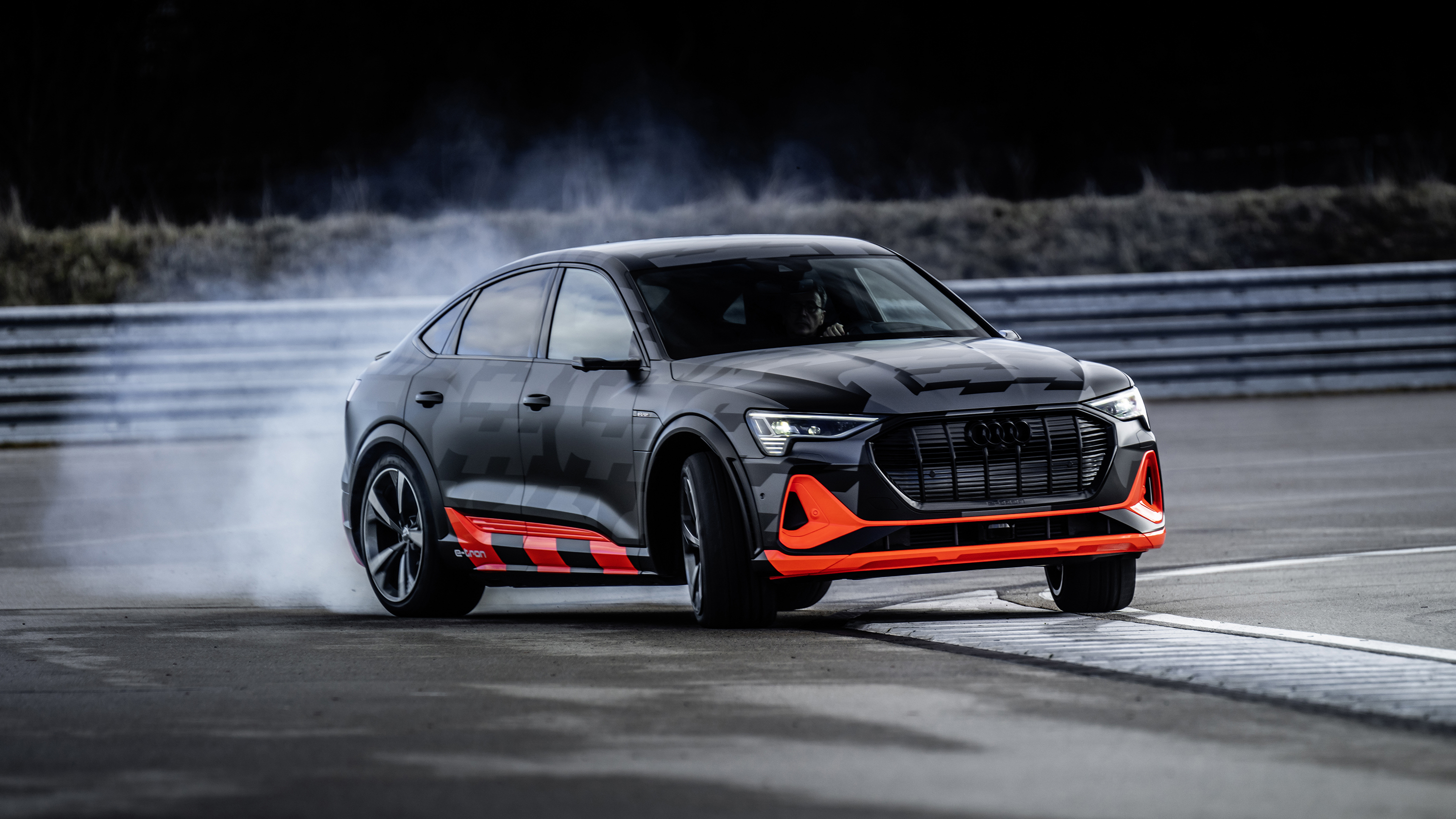 Holy Heck The New Audi E Tron S Will Drift Top Gear
