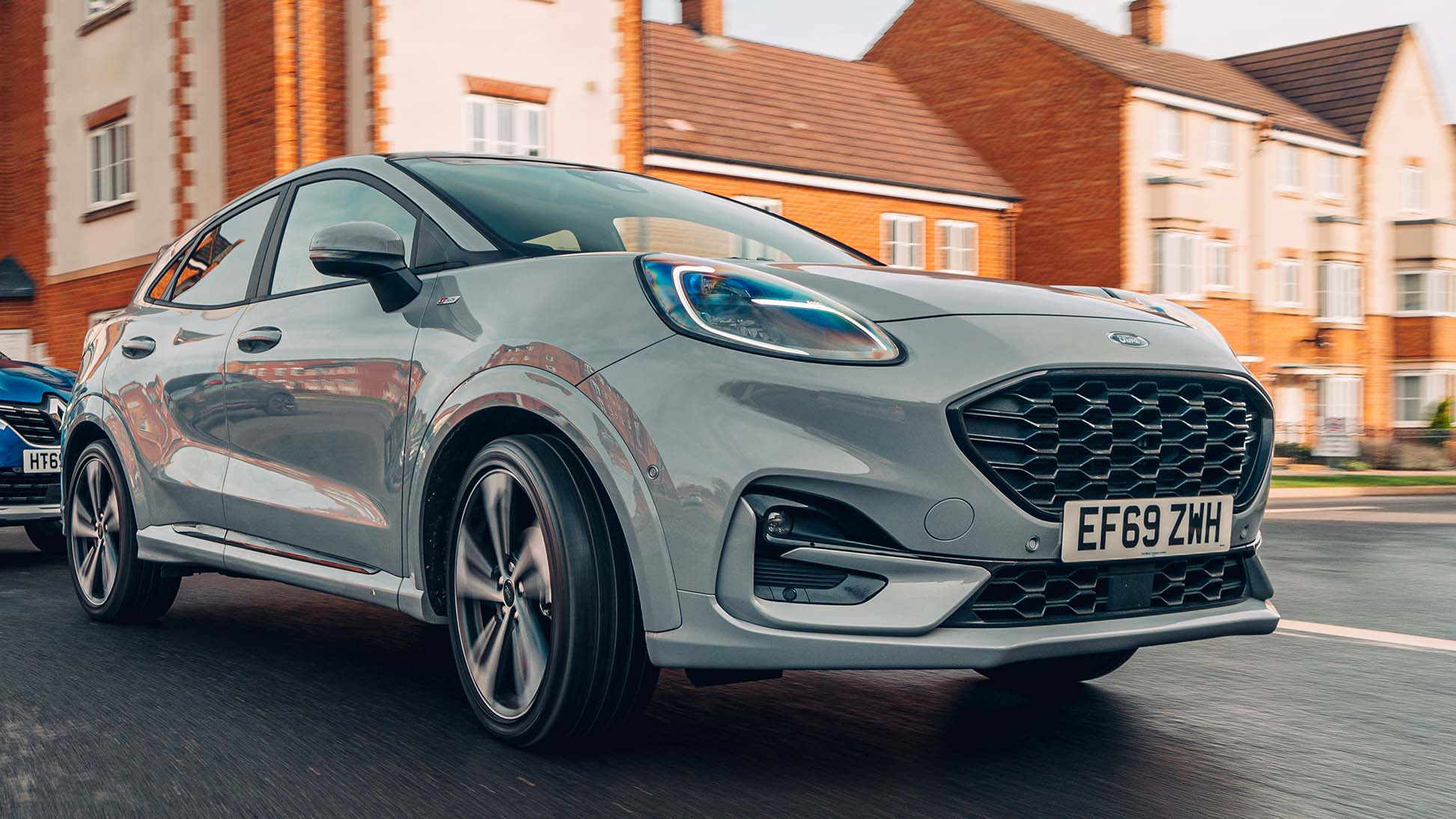 Ford Puma St Line X Ecoboost Review The New Crossover King Top Gear