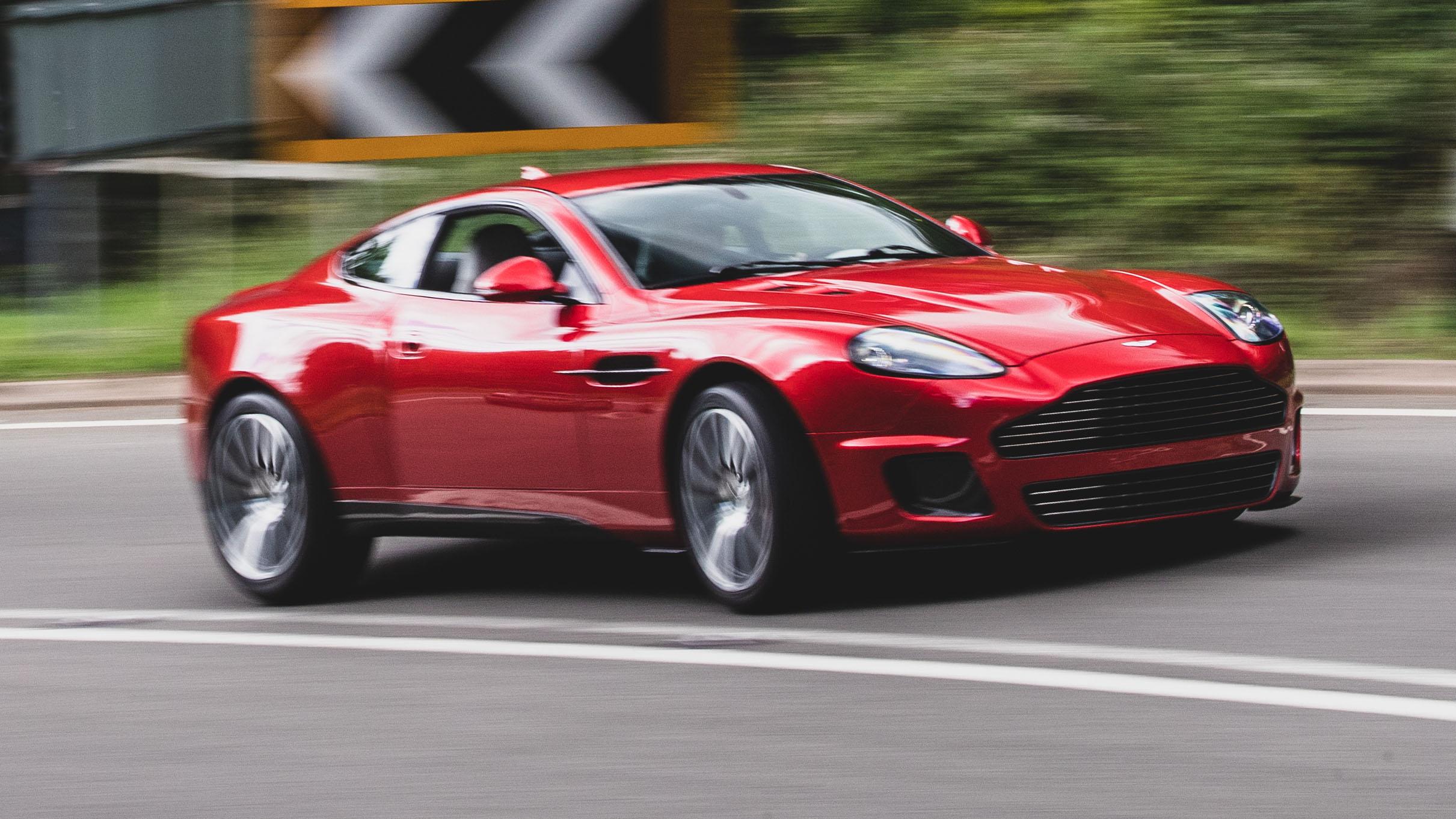 Top Gear S Aston Martin Vanquish 25 By Callum Review Top Gear