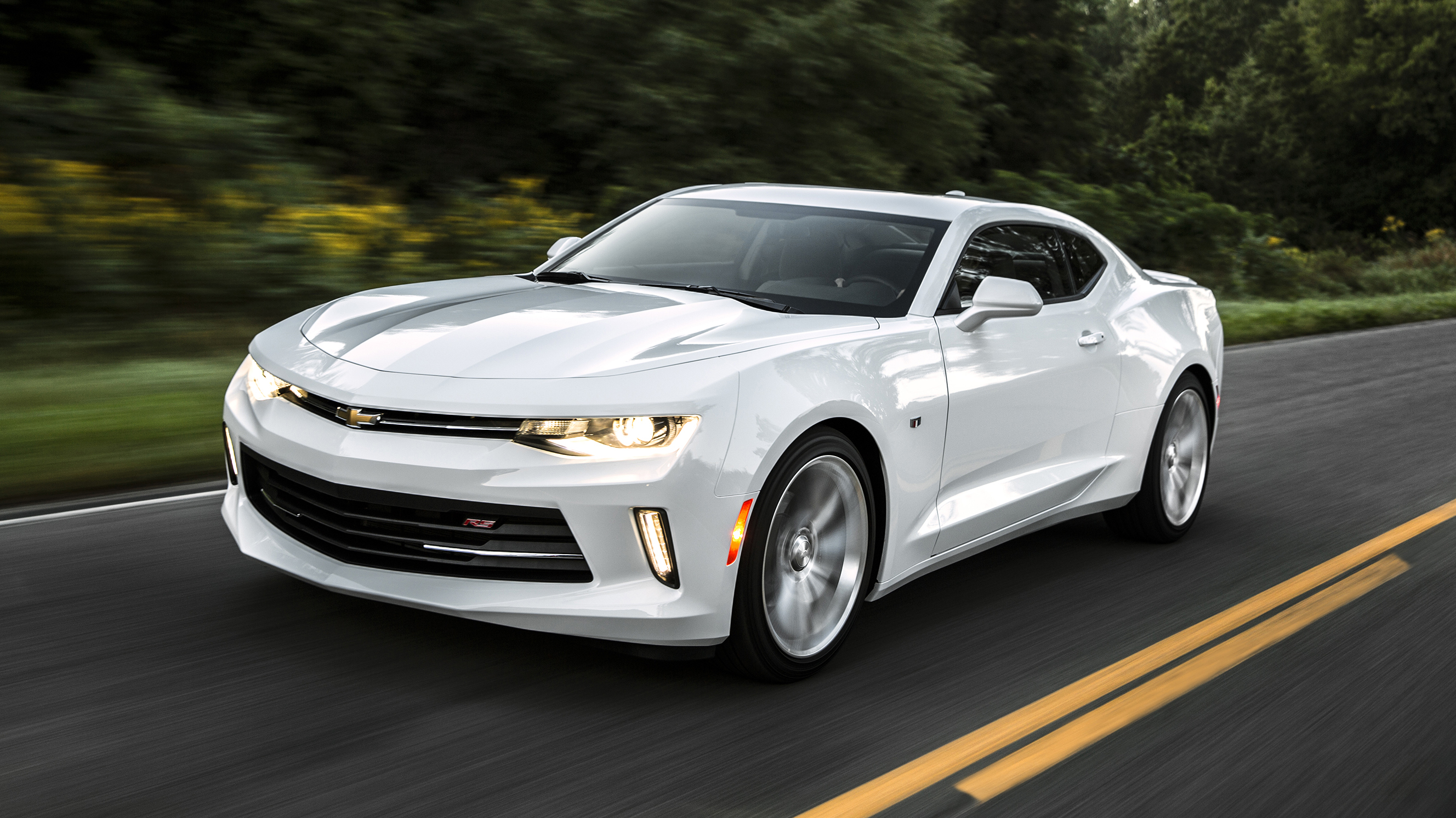 First drive: the all-new Chevrolet Camaro | Top Gear