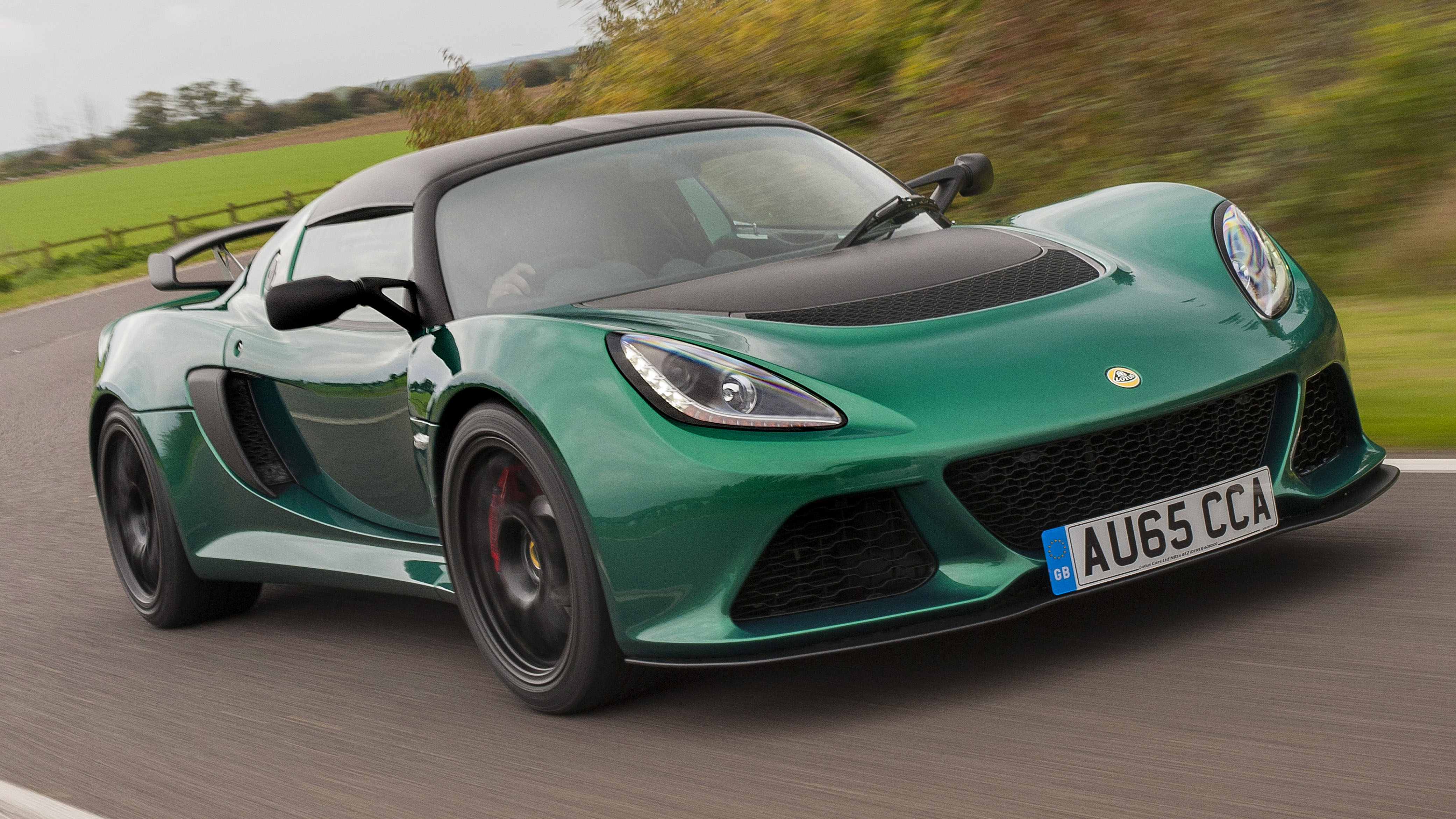 First drive: the new and improved Lotus Exige Sport 350 | Top Gear