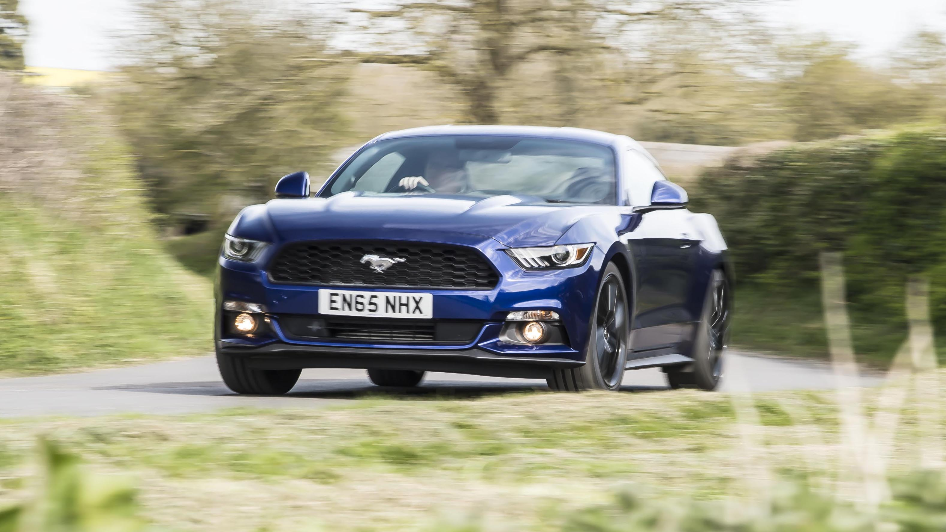 Review: the four-cylinder Ford Mustang Ecoboost (2015-2017) | Top Gear