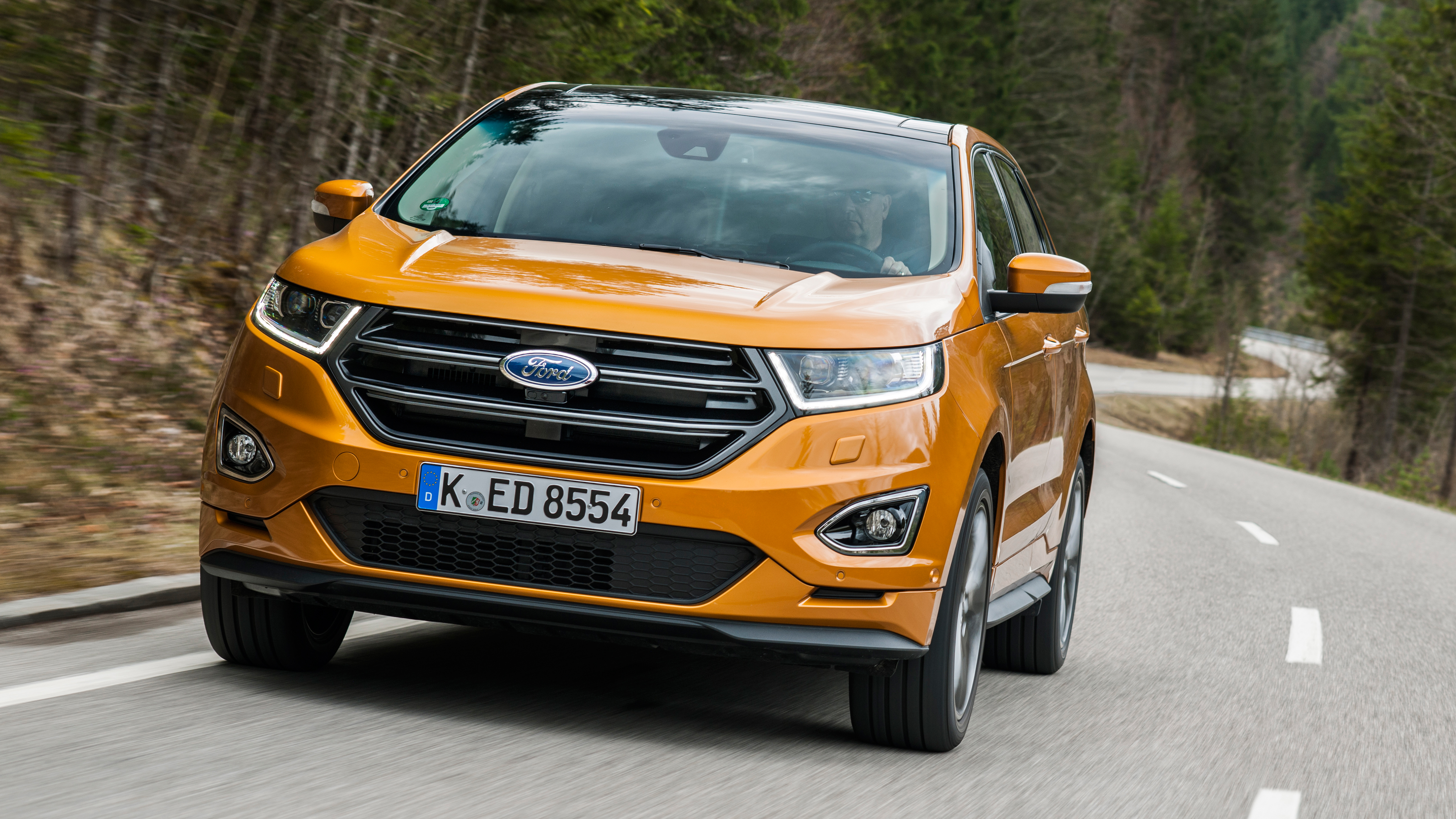 review the new ford edge top gear. Black Bedroom Furniture Sets. Home Design Ideas