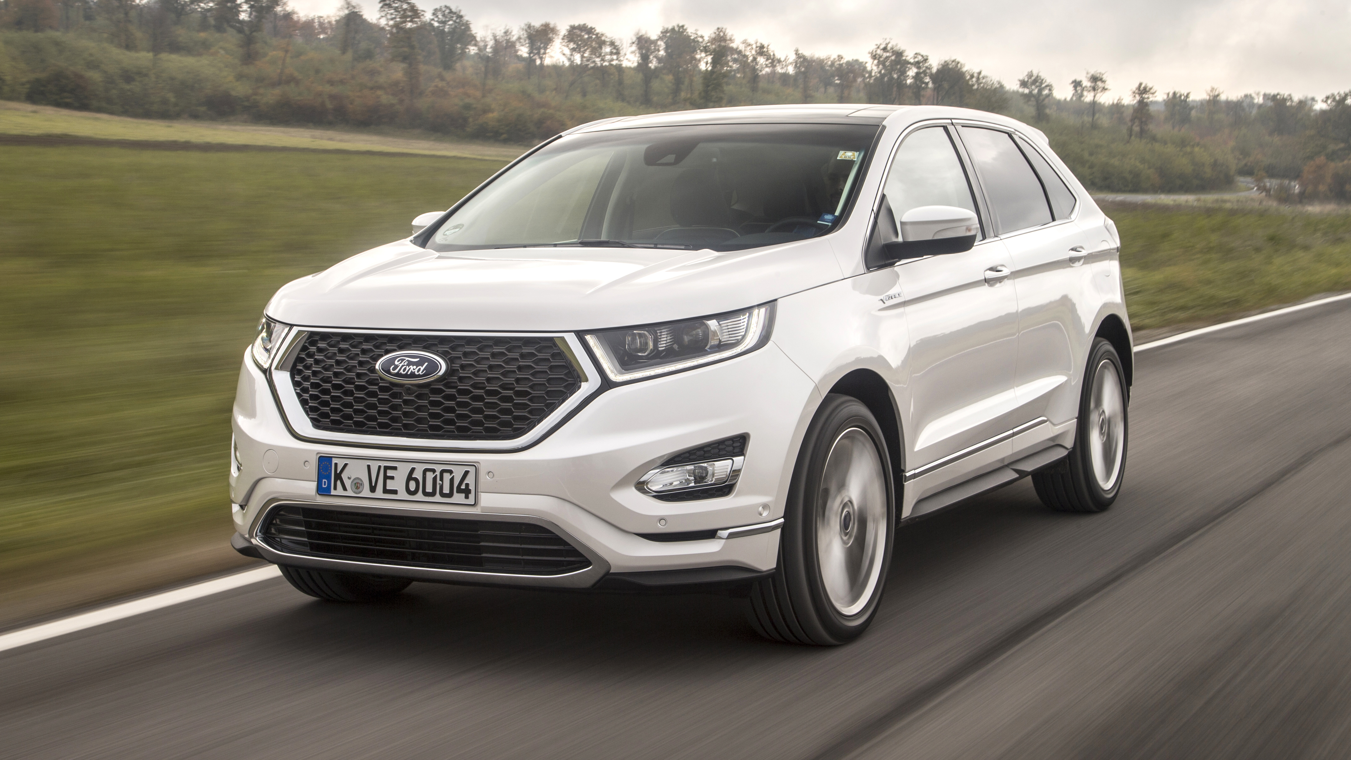 ford edge vignale review 40k ford crossover driven top. Black Bedroom Furniture Sets. Home Design Ideas