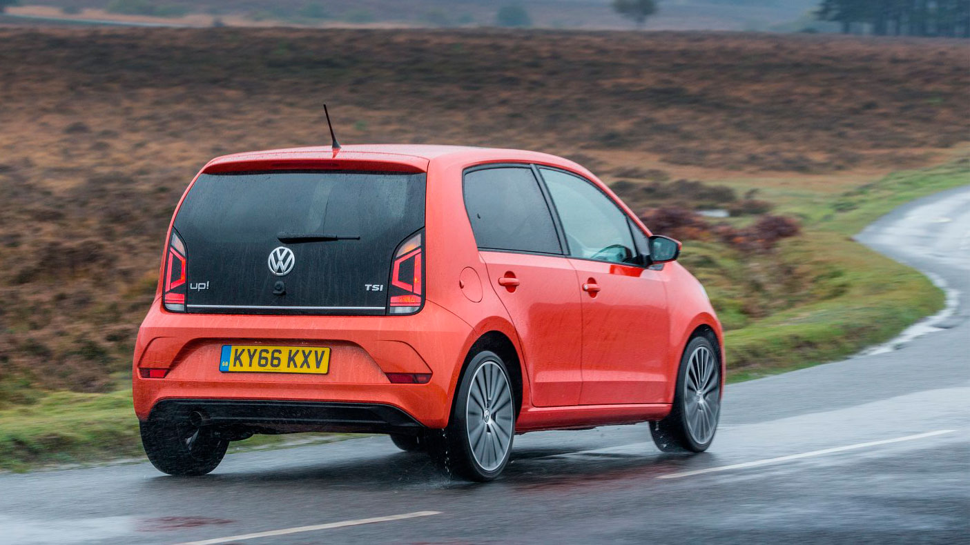 Who Has The Cheapest Car Insurance >> VW Up 1.0 TSI review: turbo city car versus London | Top Gear