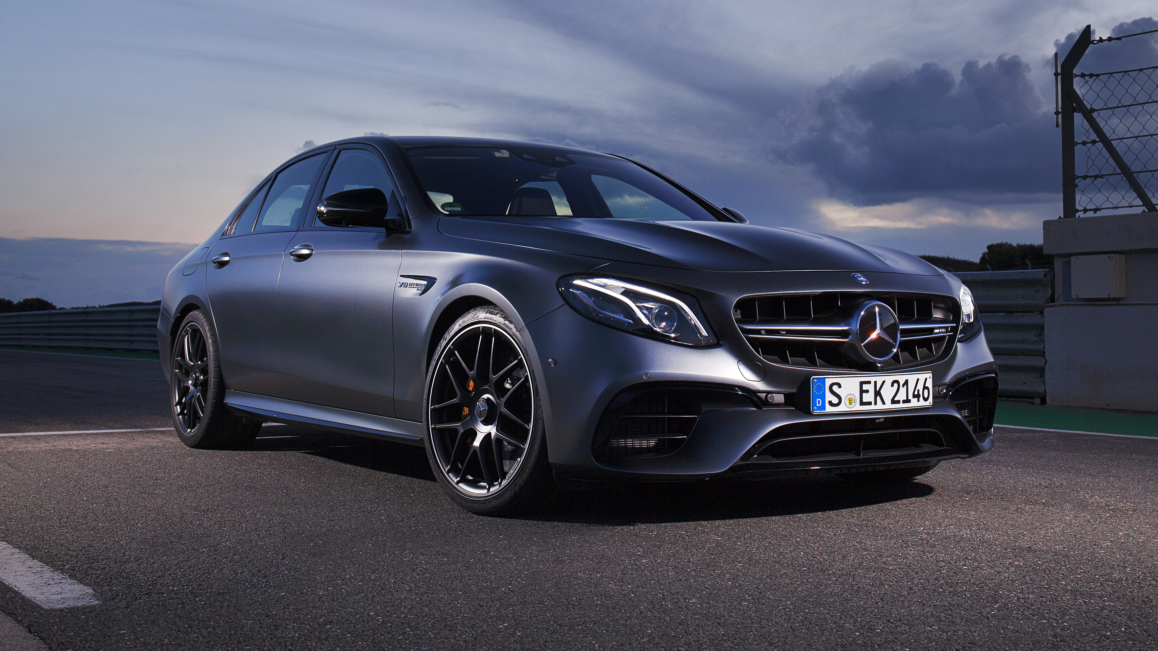 Festival Of Speed >> Mercedes-AMG E63 S review: BMW M5 rival tested   Top Gear