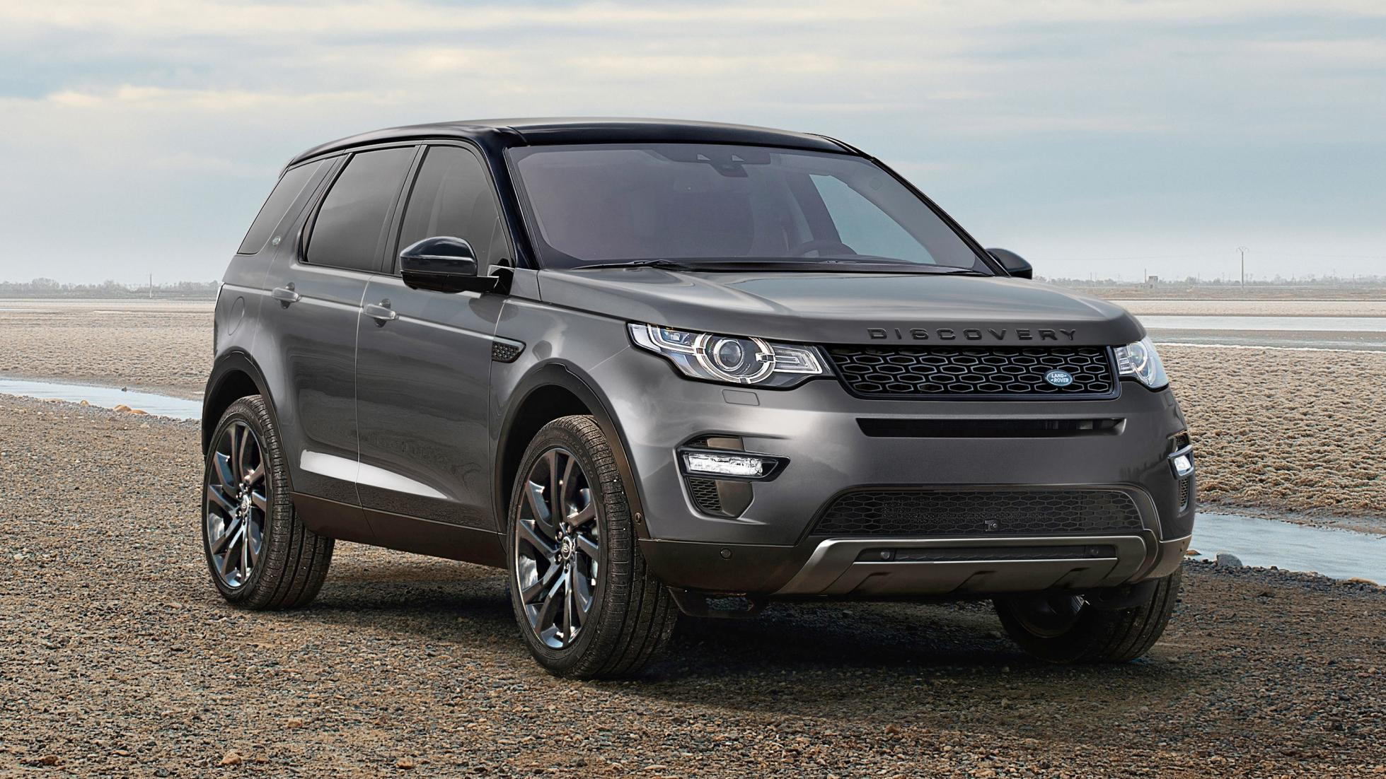 Land Rover Discovery Sport 2017 Review Top Gear