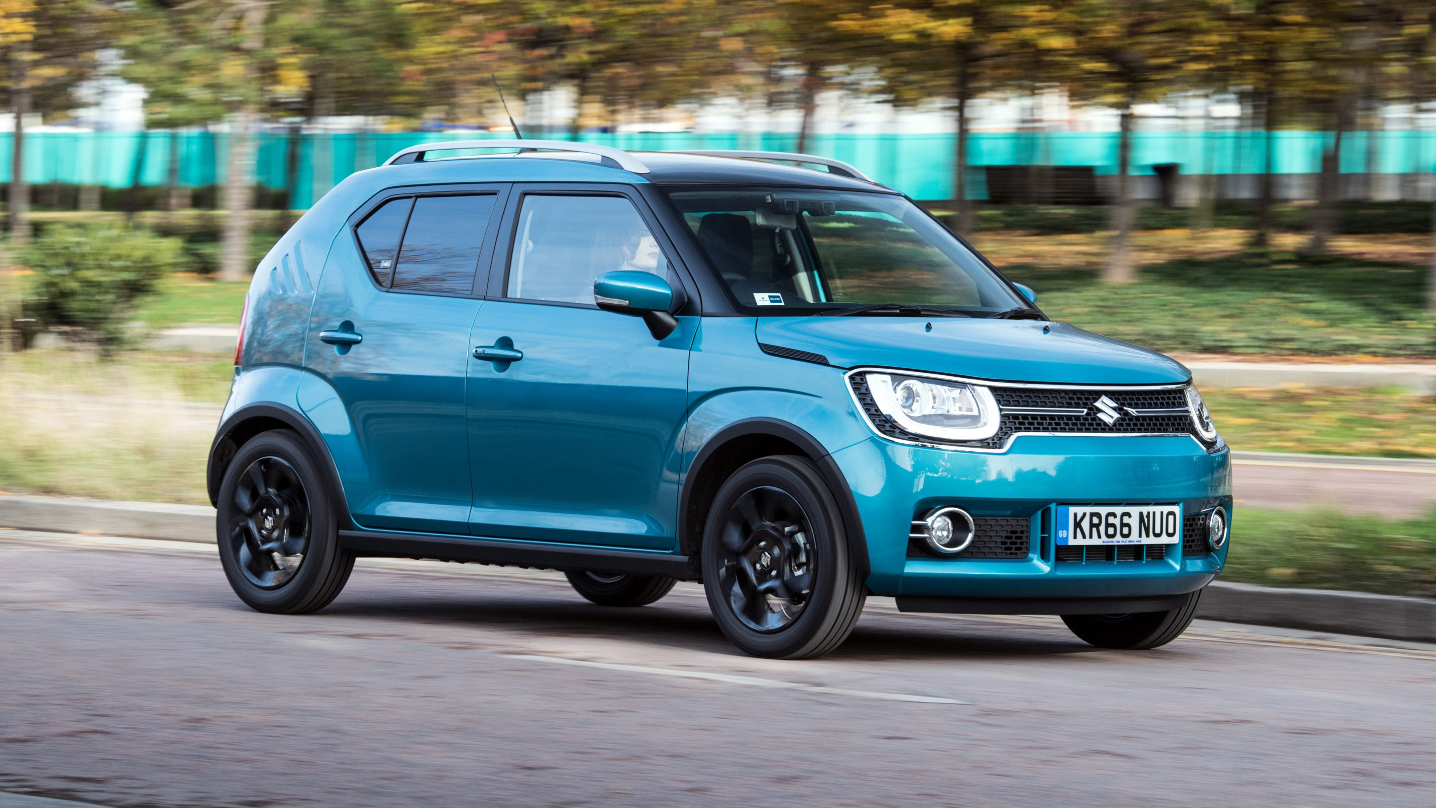 Suzuki Ignis Review: City Crossover Tested In The UK