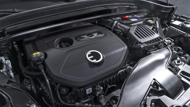 2017 Mini Countryman Cooper S hybrid engine