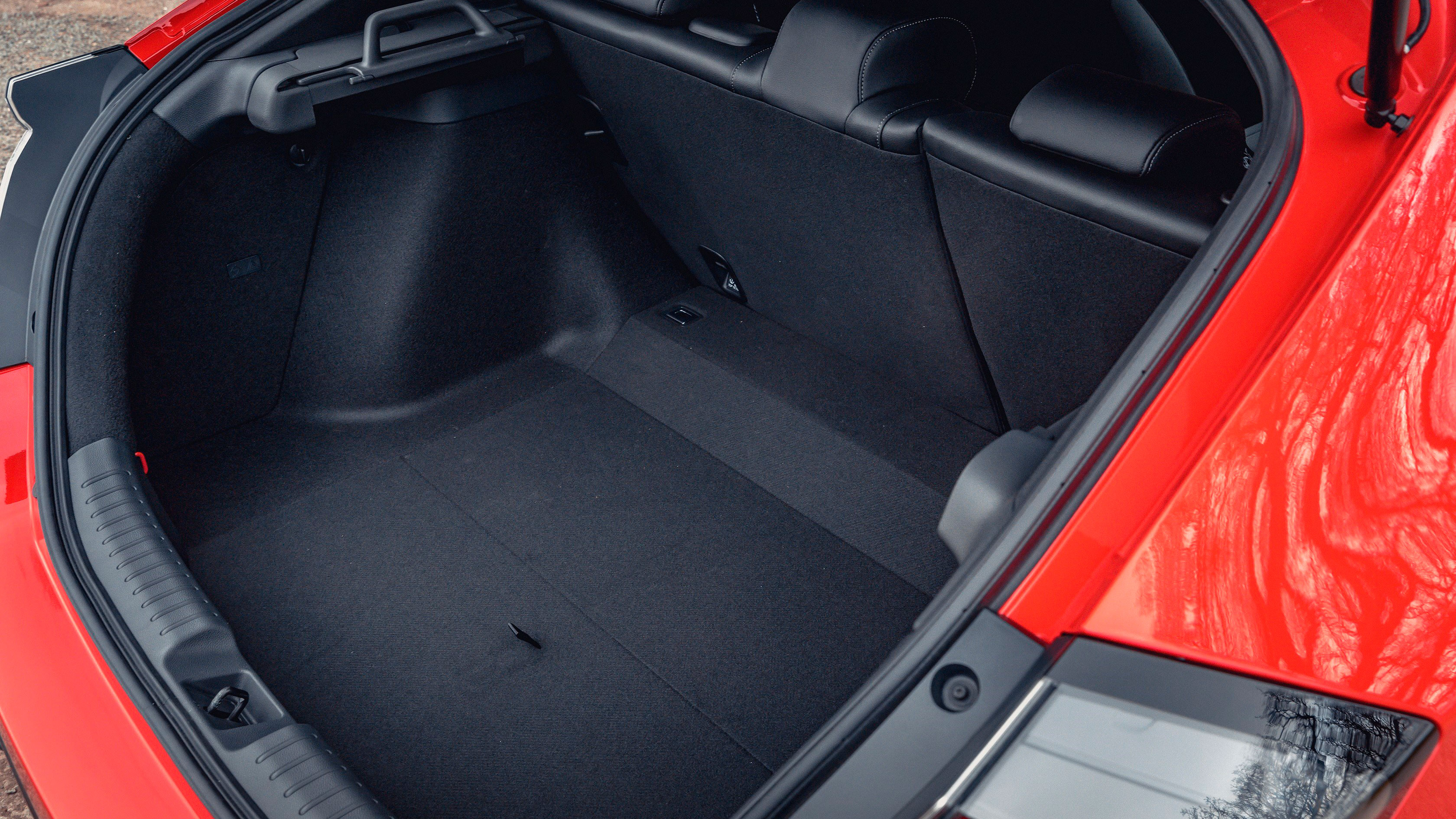 Honda Civic 1.0 vtec turbo boot