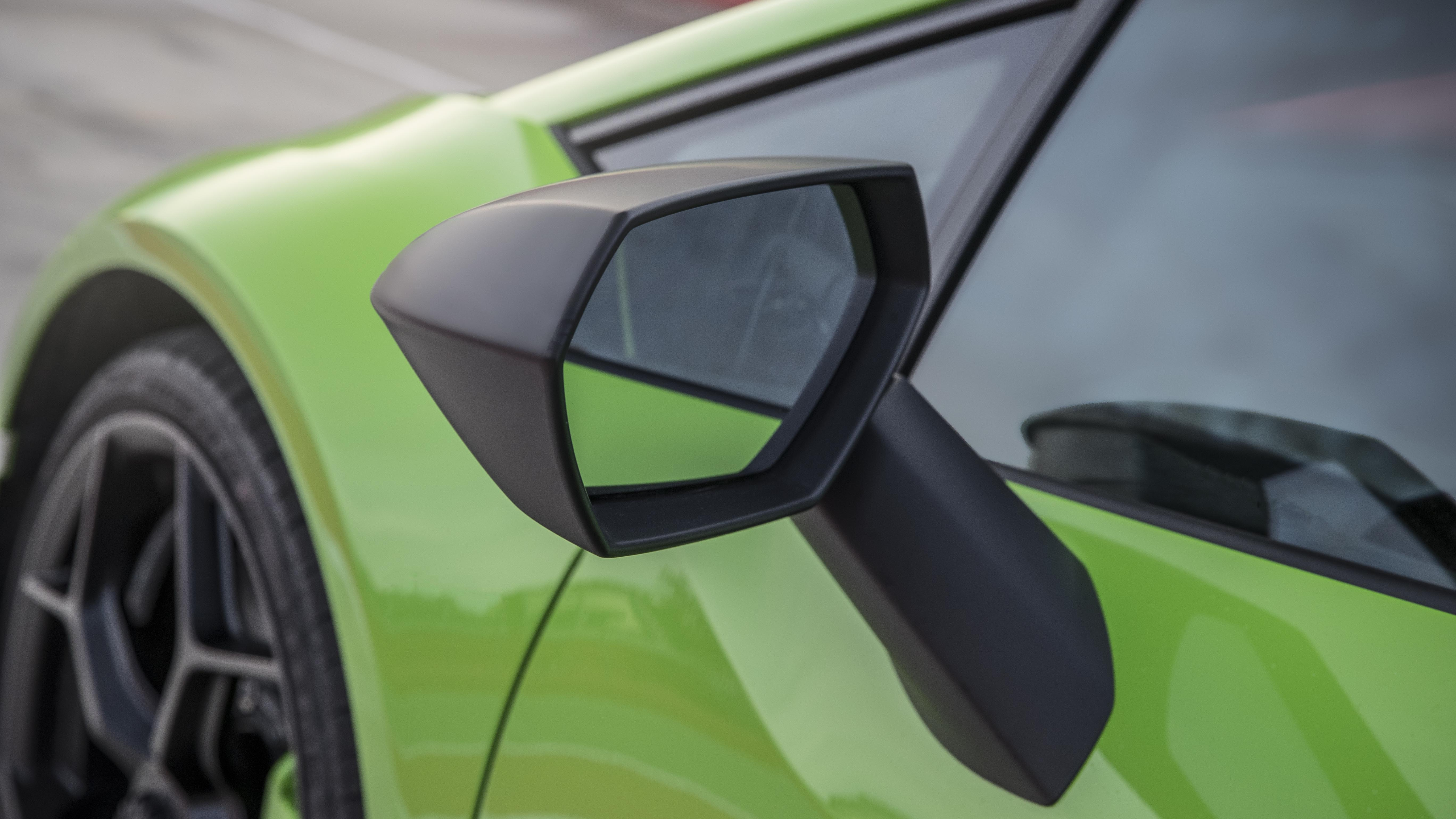 Lamborghini Huracan Performante wing mirror