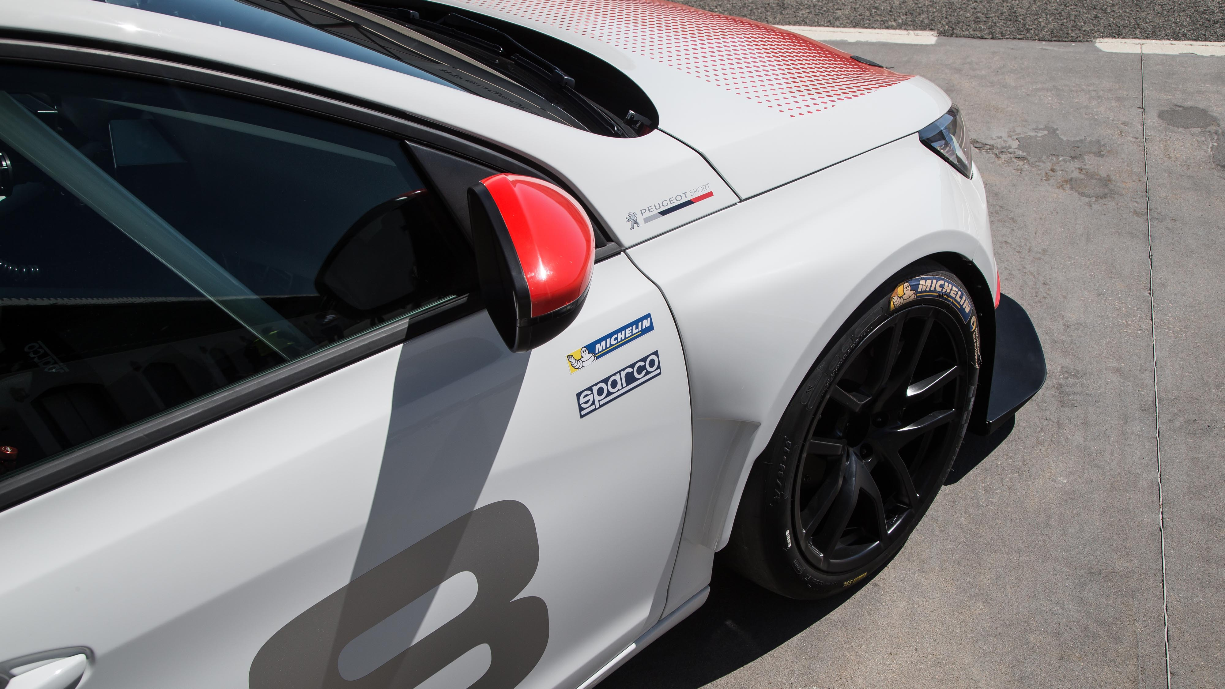 Peugeot 308 GTI Racing Cup