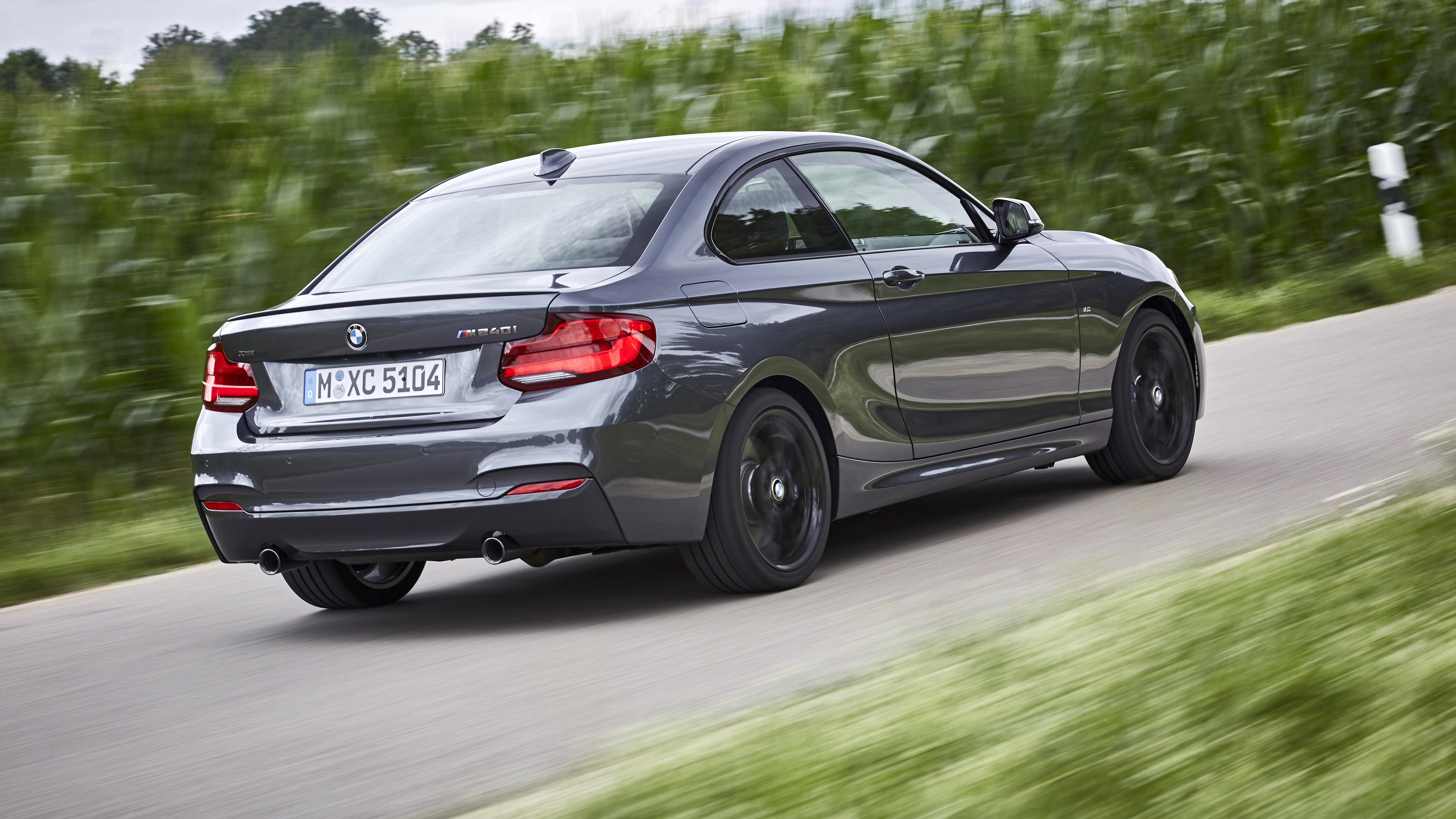 bmw m240i xdrive review 335bhp awd coupe tested top gear. Black Bedroom Furniture Sets. Home Design Ideas