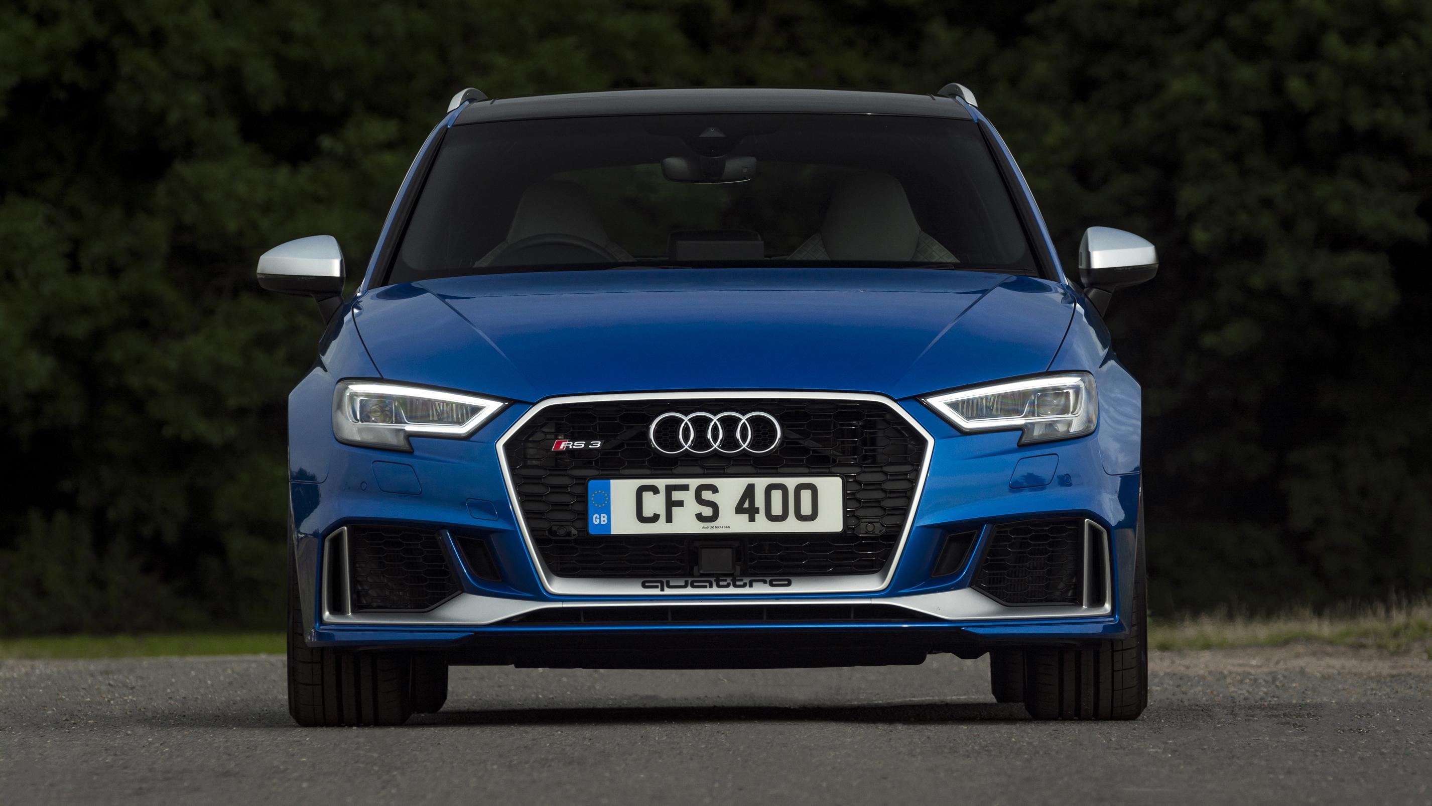Audi RS3 Sportback front