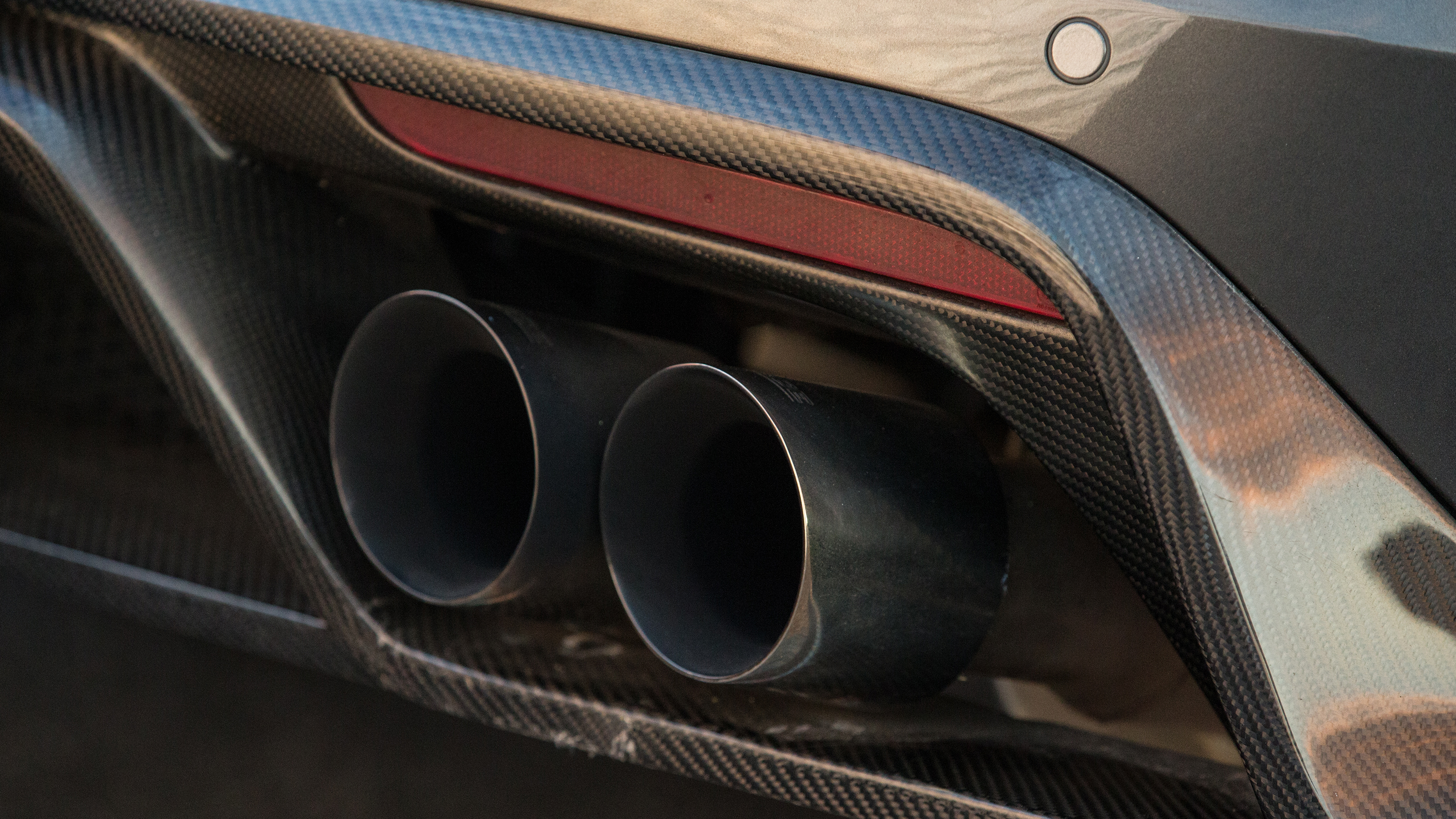 Ford Mustang CS800 exhaust