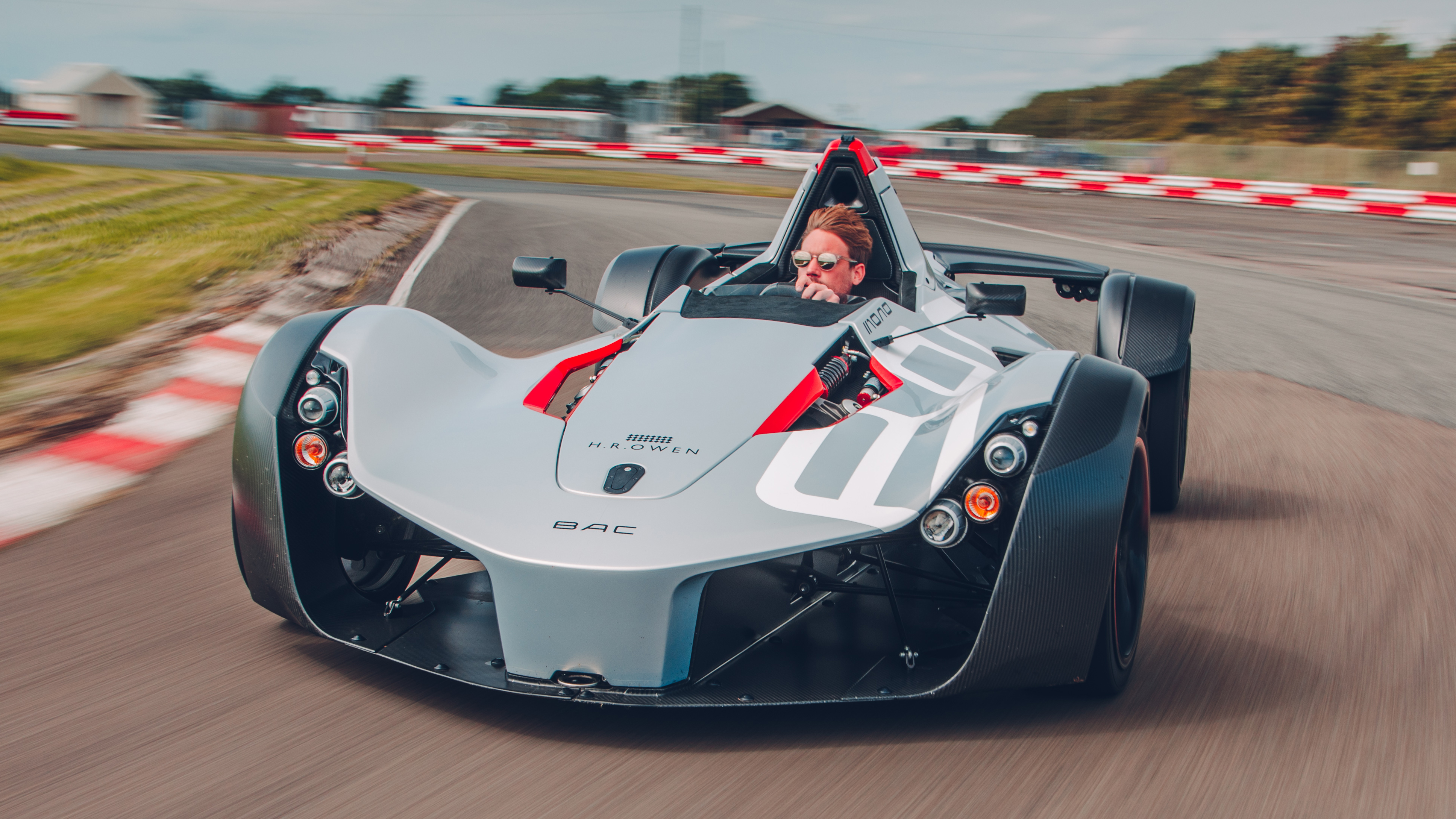 BAC Mono 2.5 review: ultimate race car for the road driven ...