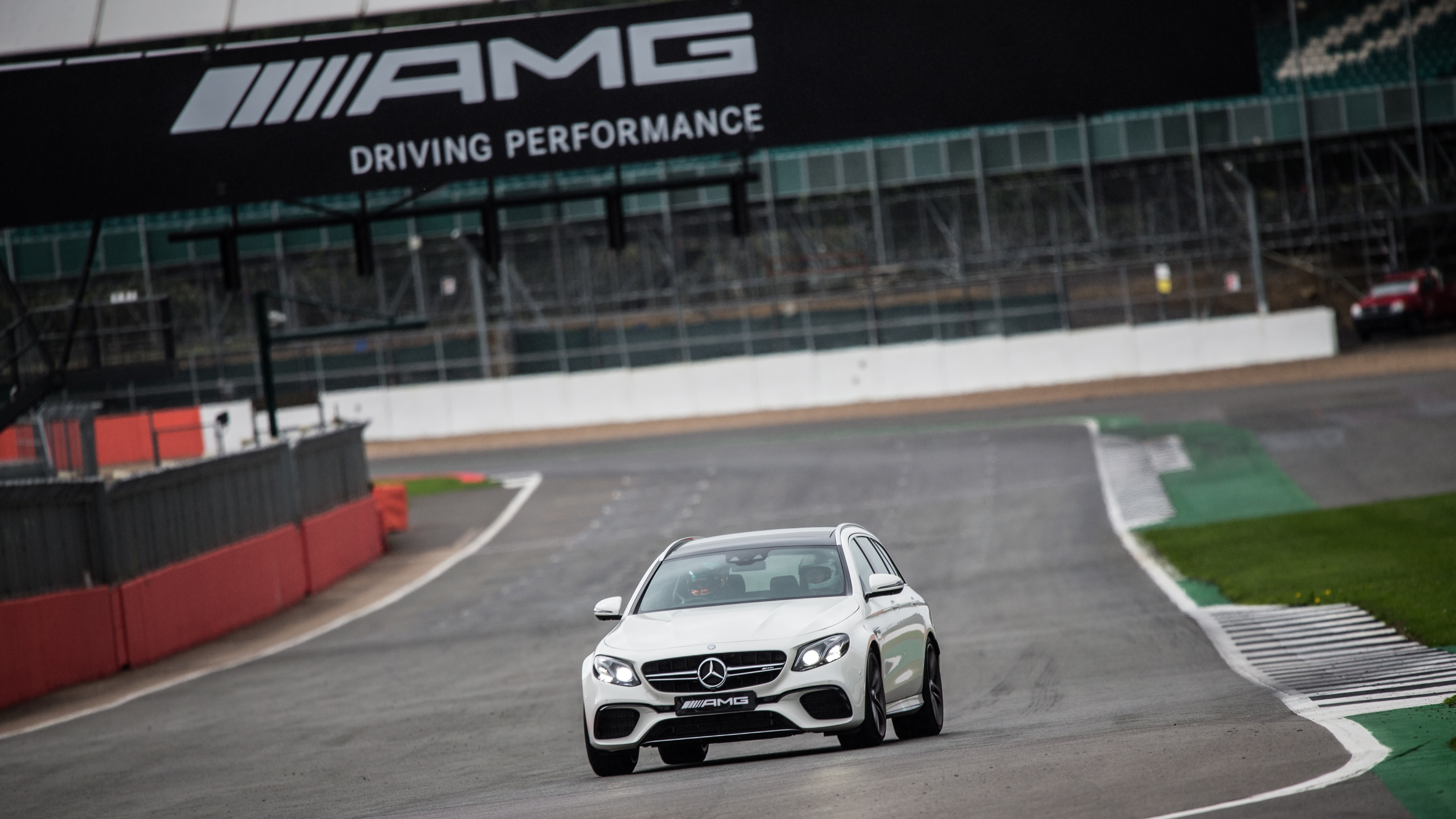 Mercedes-AMG E63 S+ estate front