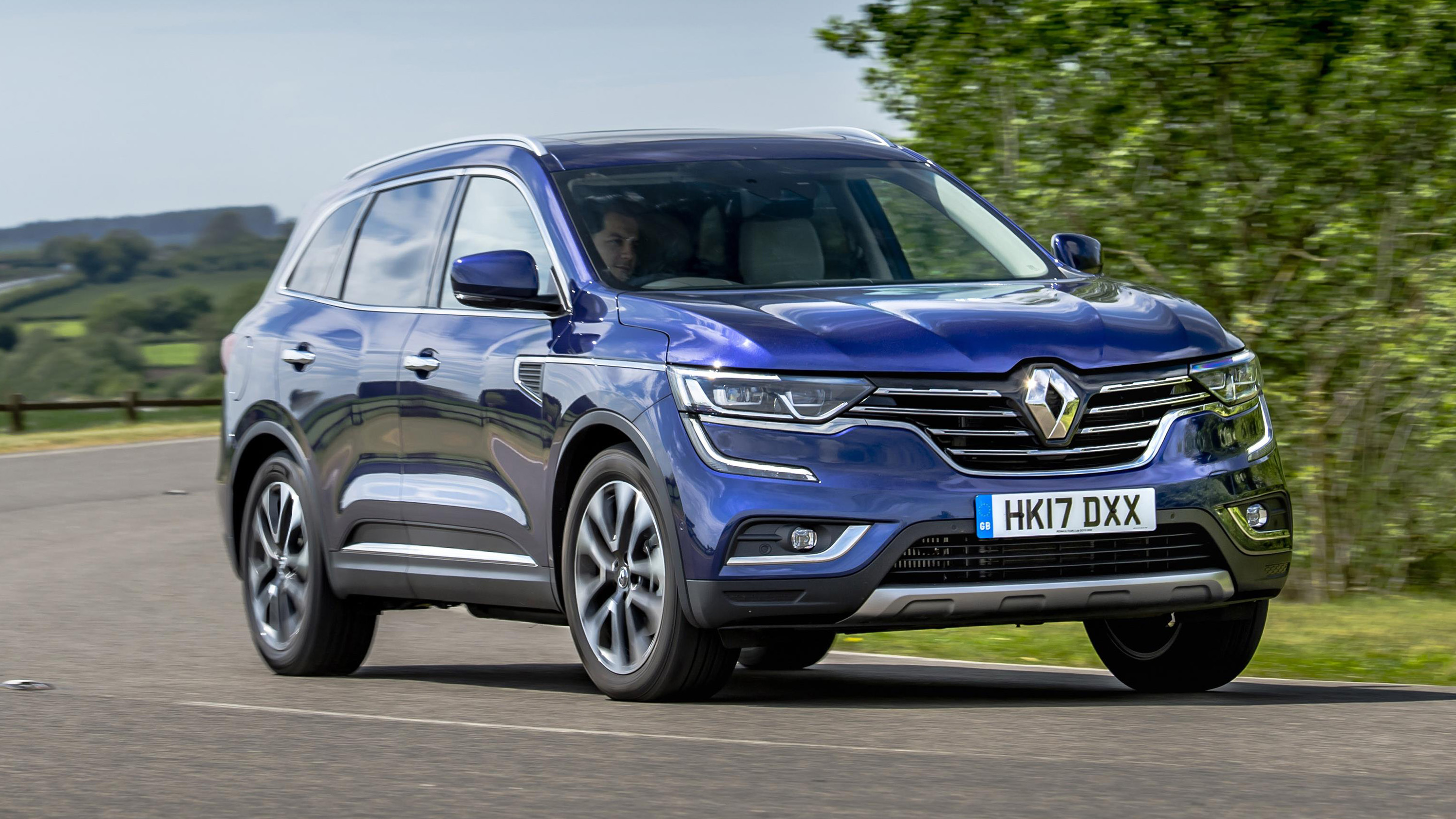 Renault Koleos Reliability Car Reviews 2018 Wiring Diagram Review Value Suv Driven In The Uk Top Gear