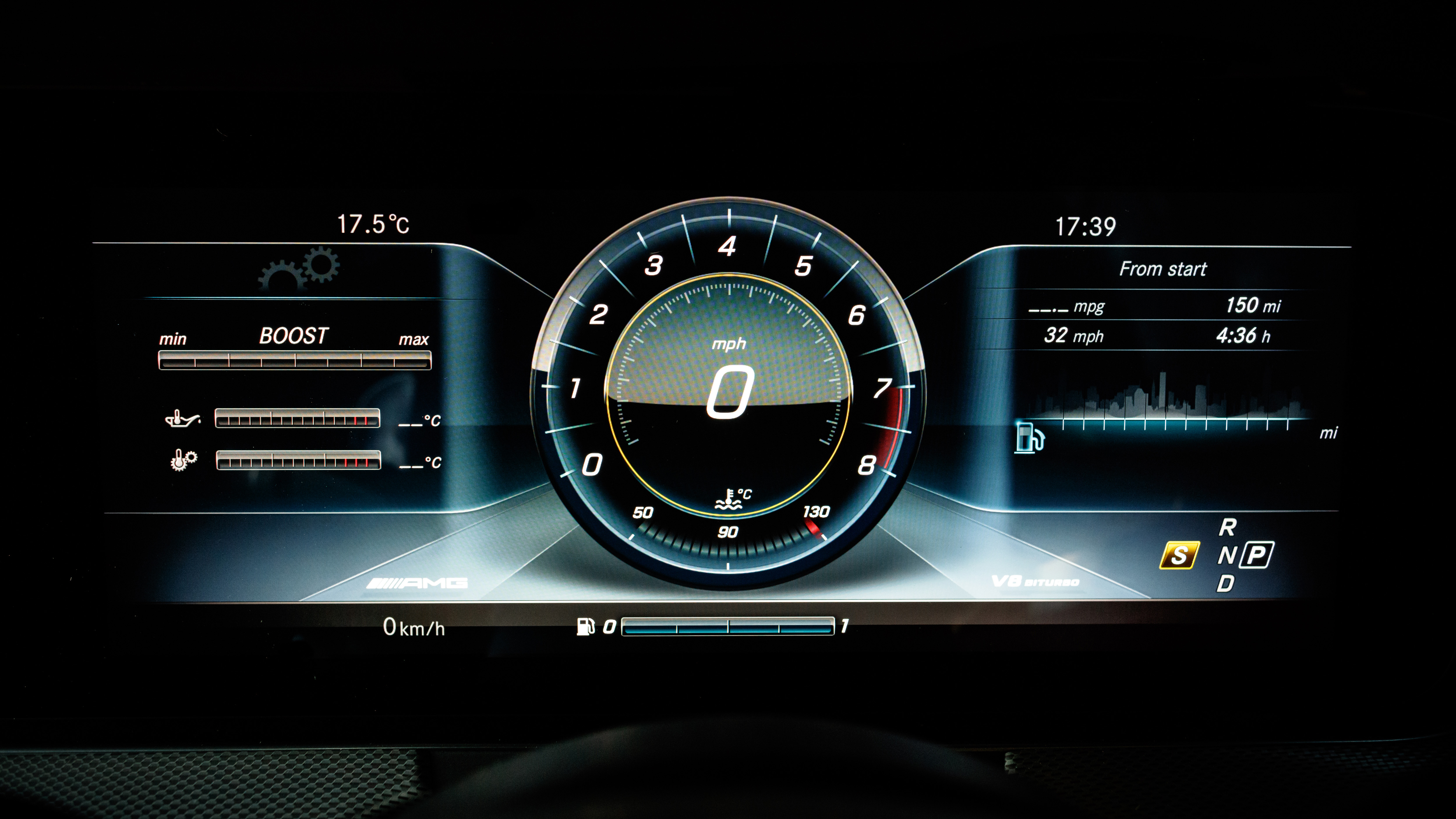 Mercedes-AMG E63 S+ estate