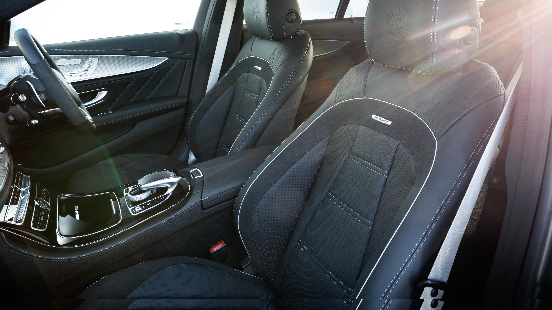 Mercedes-AMG E63 S+ estate interior seats