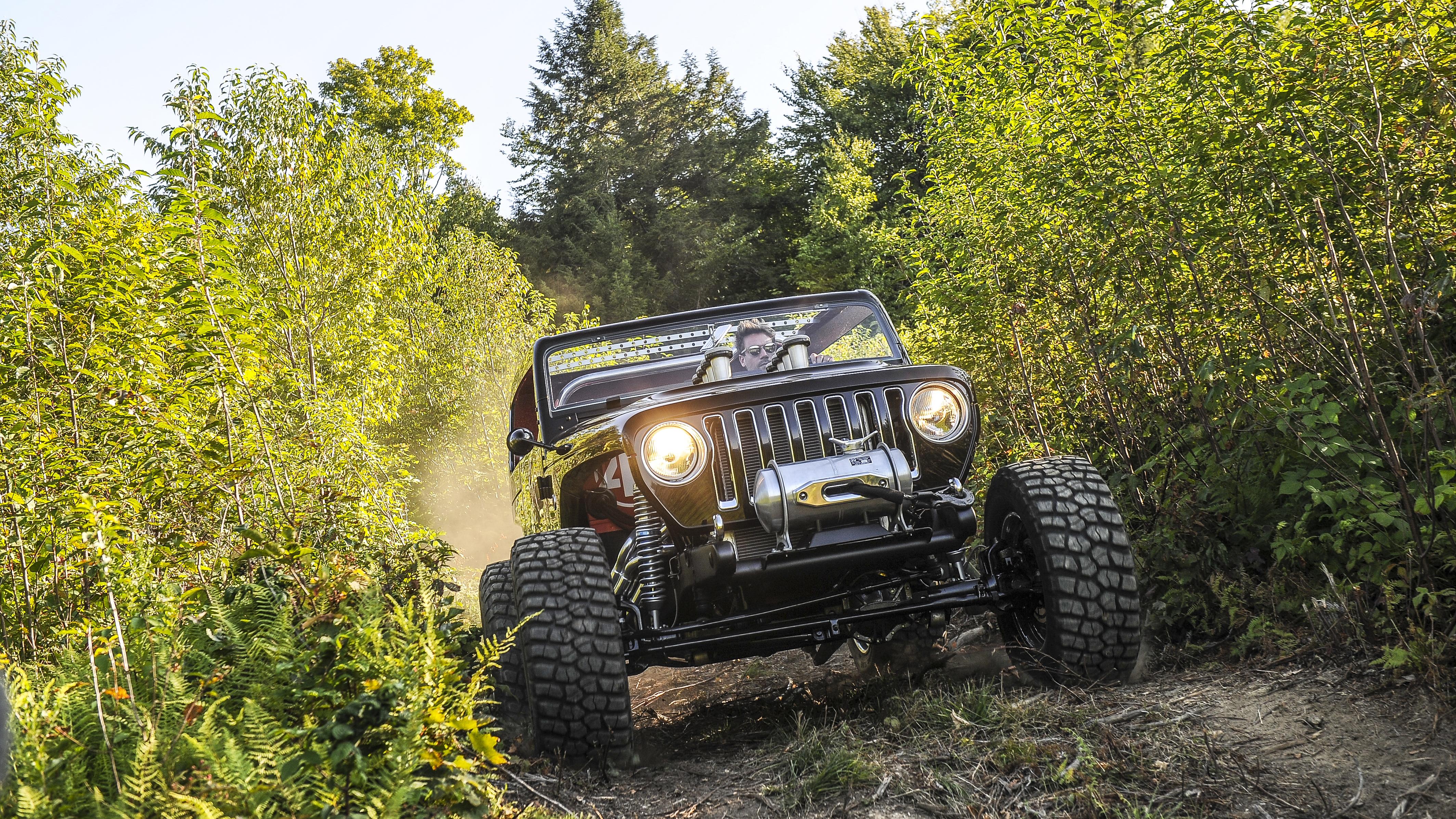 Jeep Quicksand Concept front