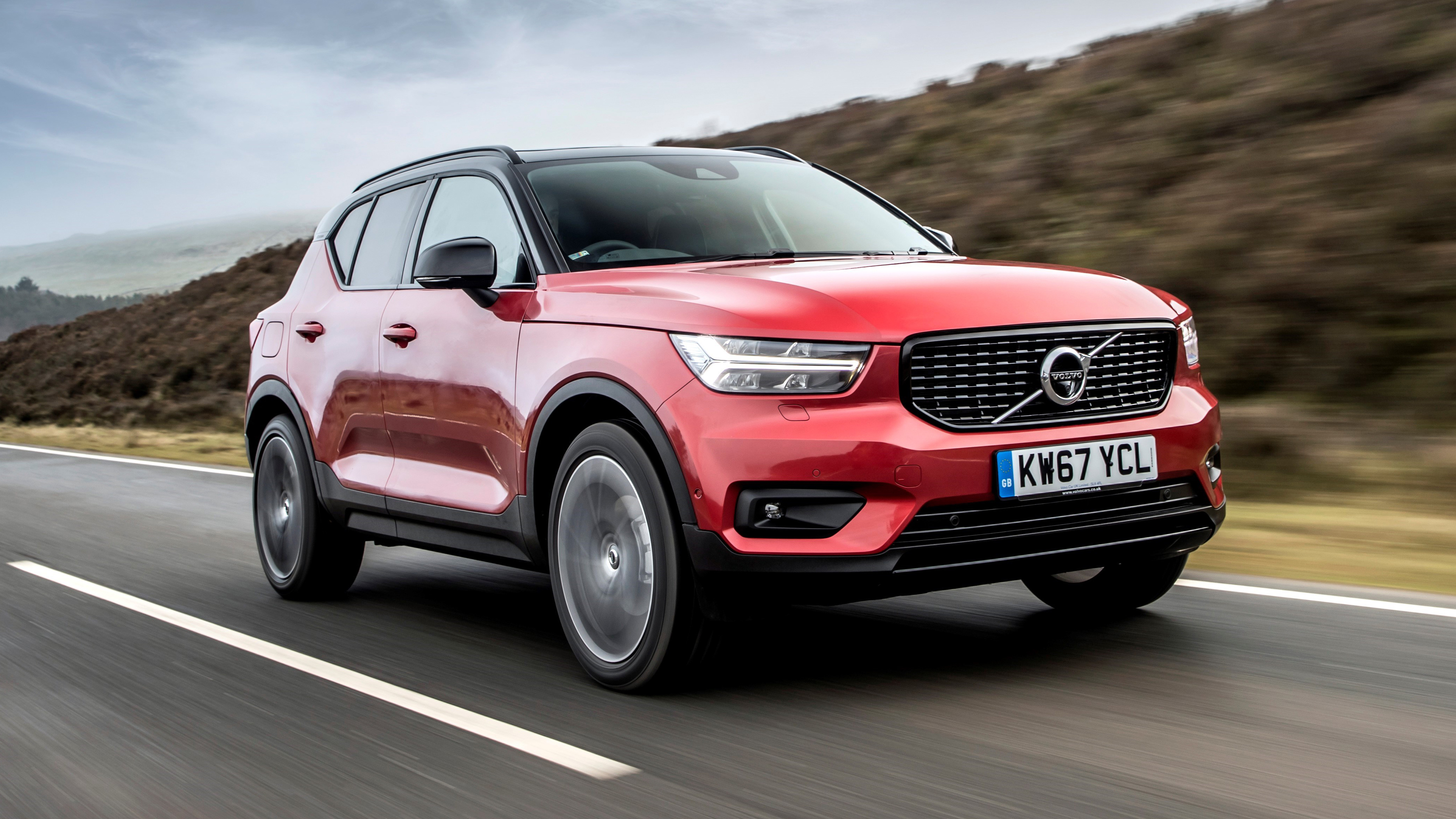 volvo xc40 d4 review first edition tested in the uk top gear. Black Bedroom Furniture Sets. Home Design Ideas