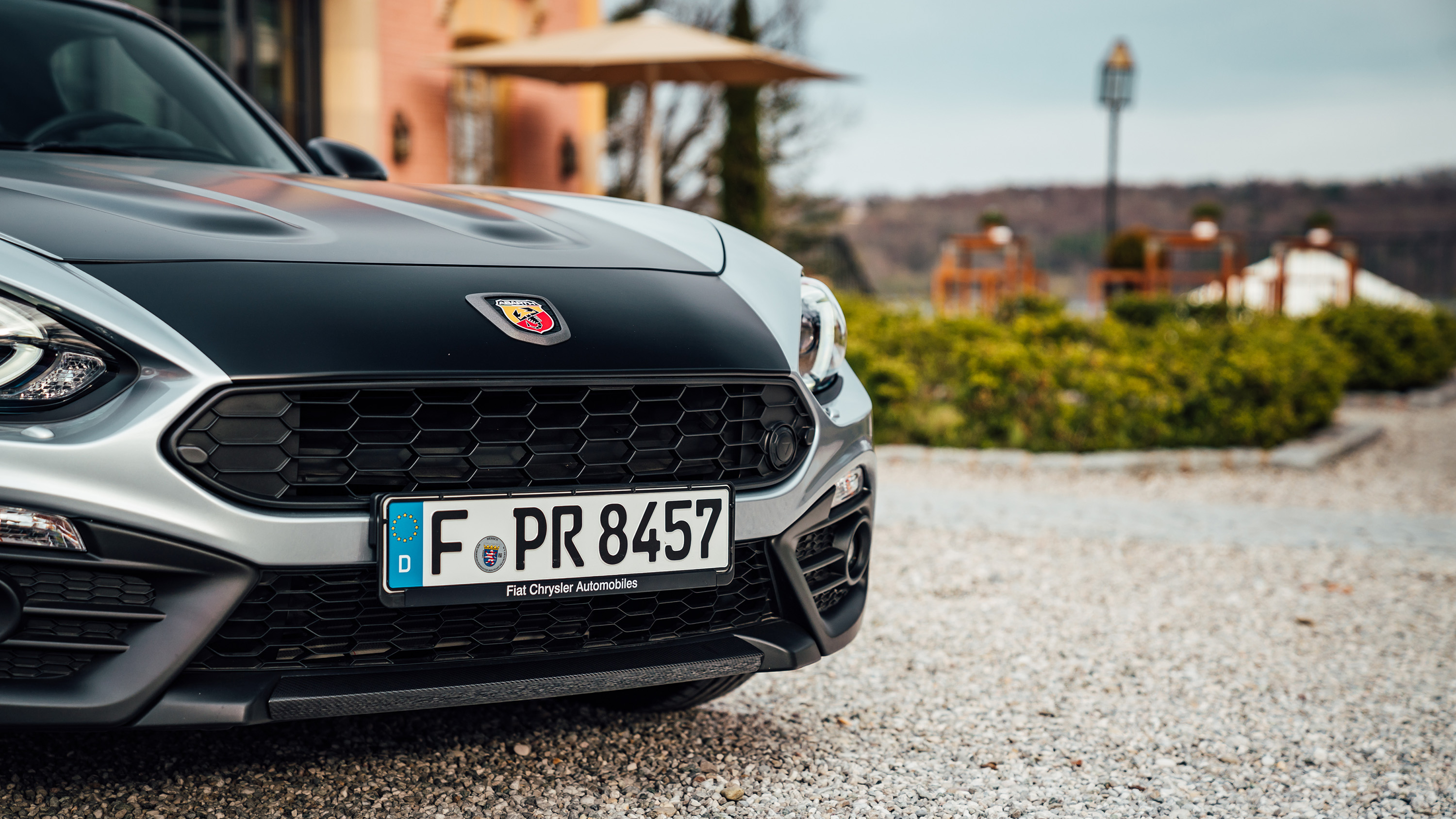 en videos abarth spider fiat w news hardtop first look review