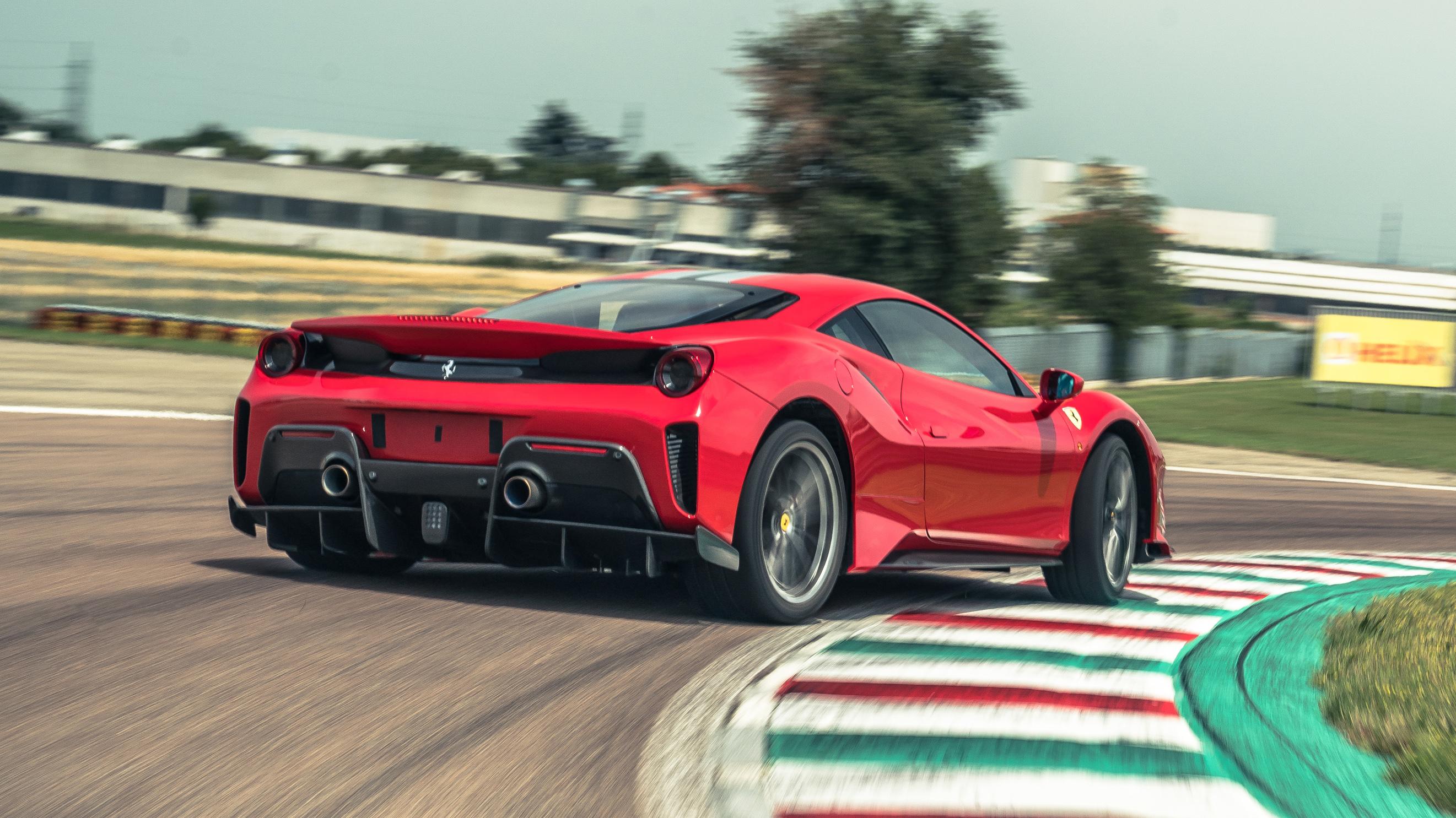 Ferrari 488 Pista Review Chris Harris Drives 711bhp