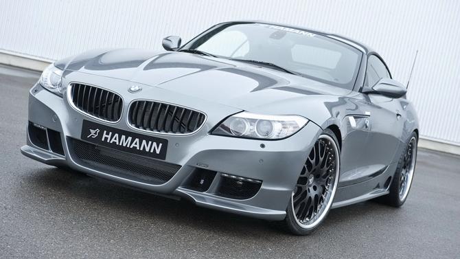 Hamann Bmw Z4 Top Gear