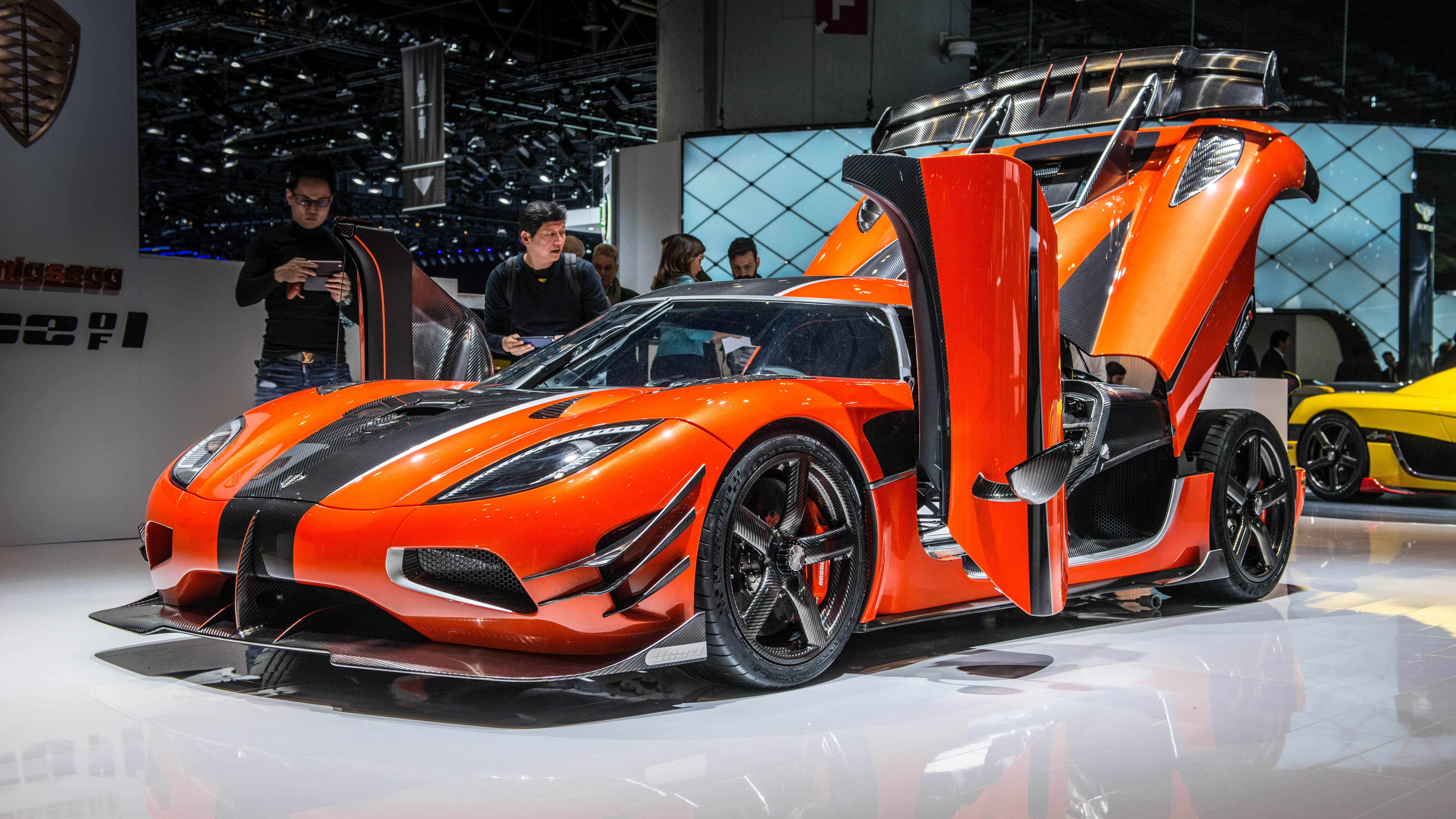 Koenigsegg Agera One >> Koenigsegg unveils the Agera RS 'Gryphon' | Top Gear