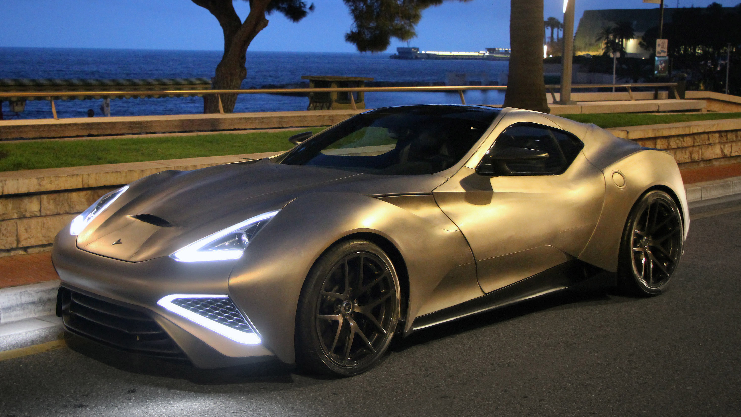 The Vulcano Titanium Is A 670bhp 220mph Italian Supercar