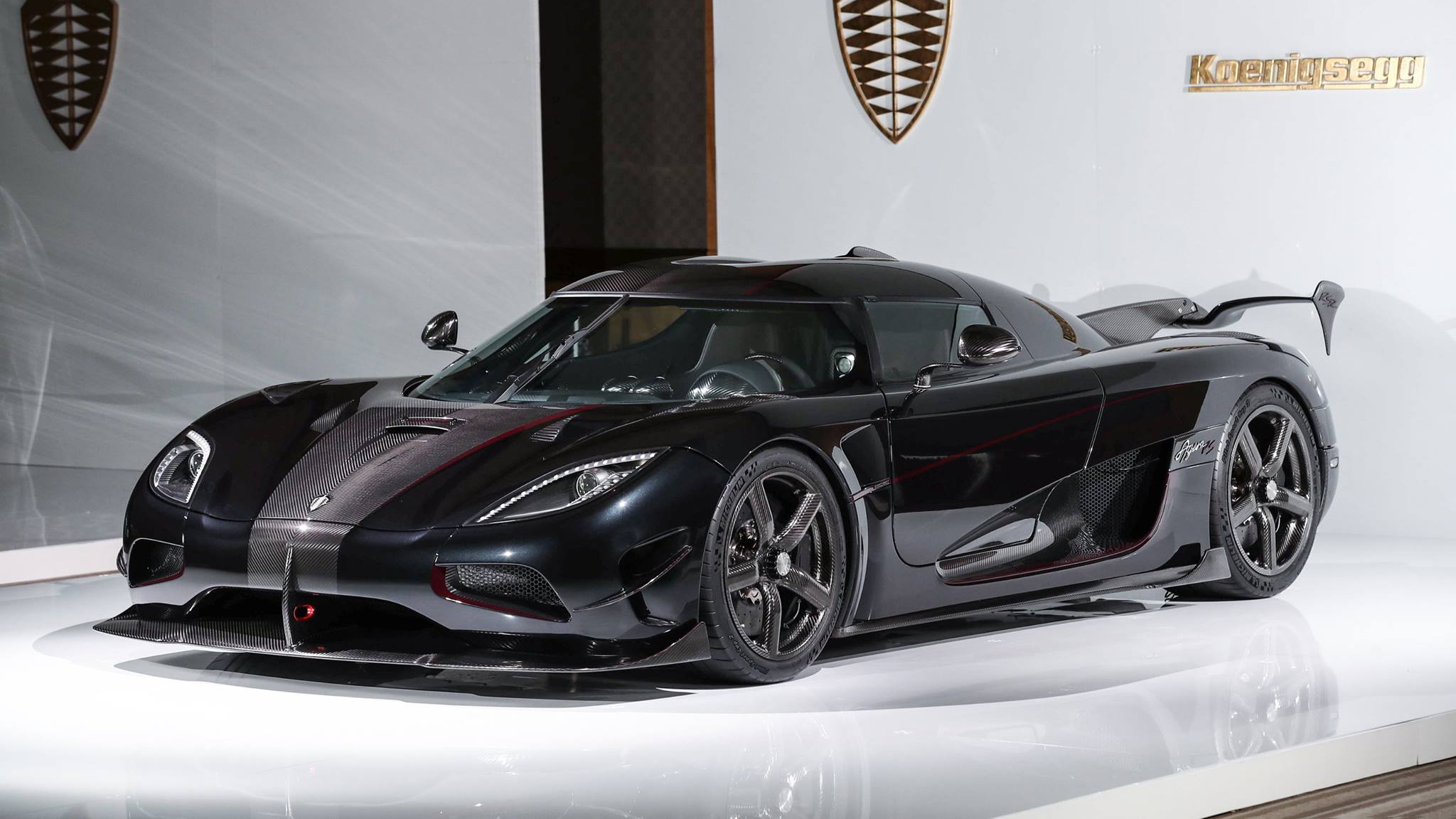 New world's fastest auto? Koenigsegg tease 'more capable' Agera RS replacement