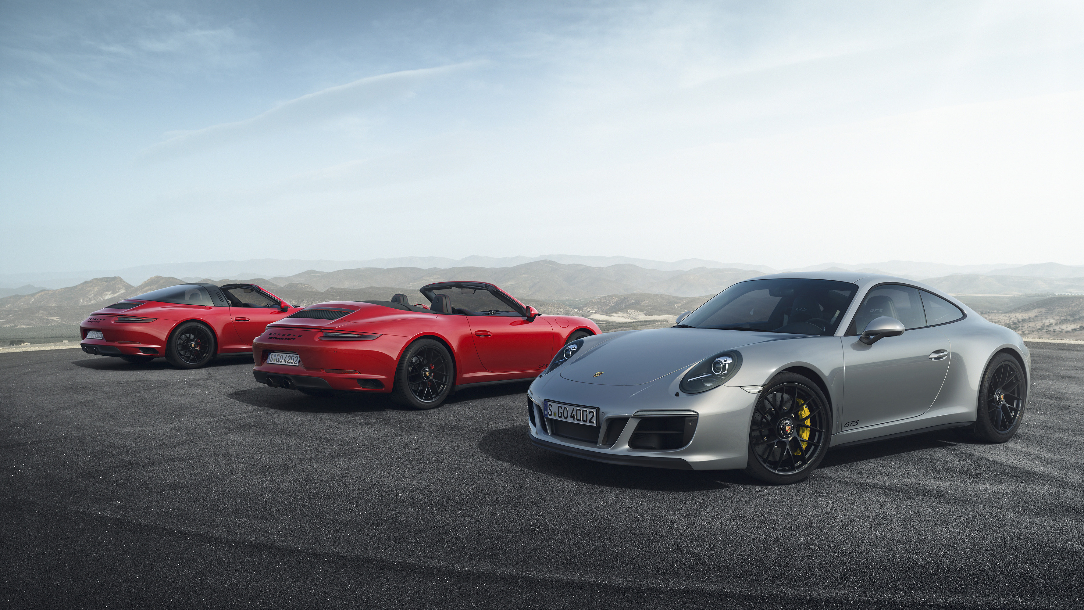 Porsche Reveals Yet Another 911 Variant Top Gear