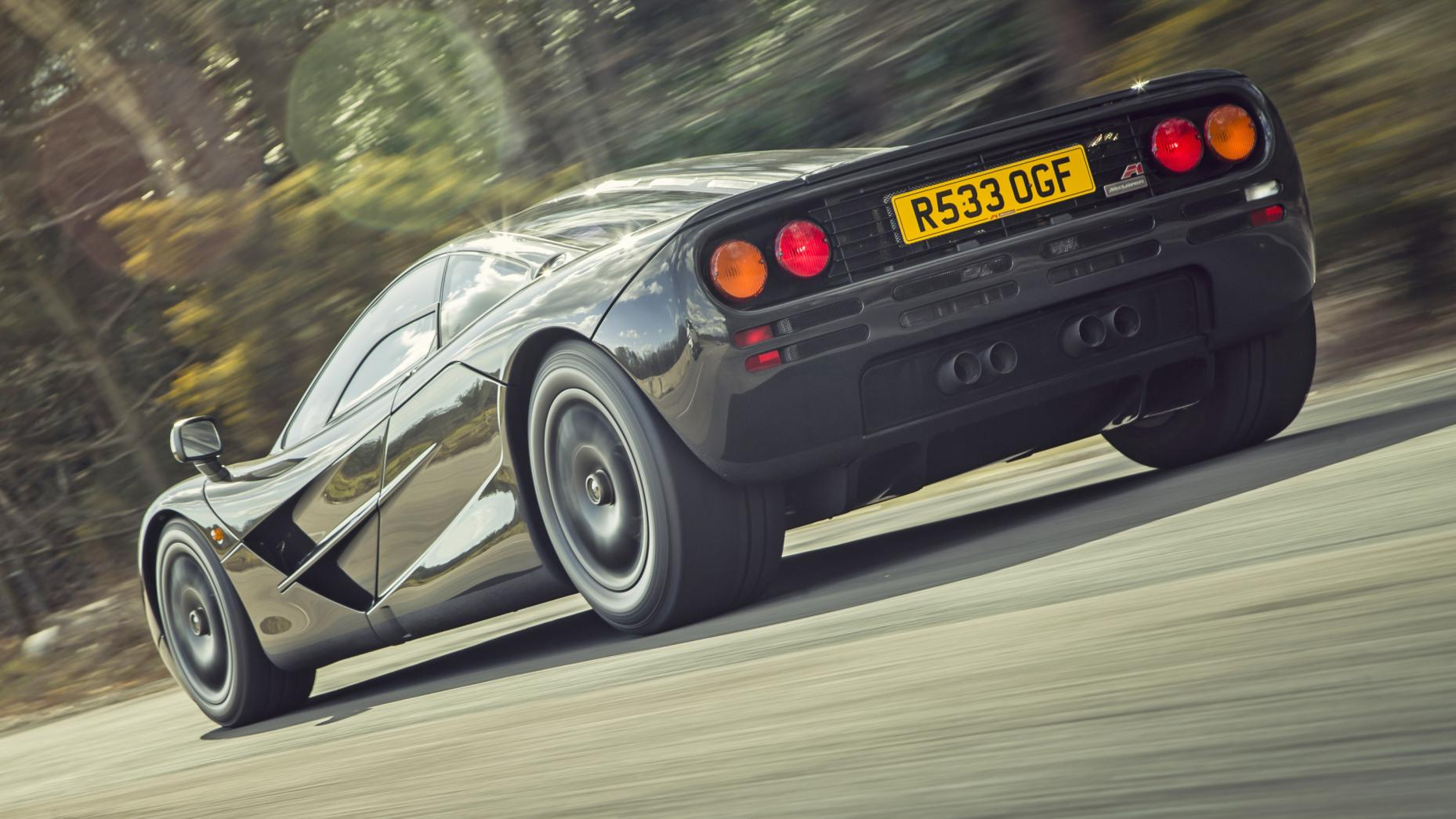 Who Makes Mclaren Road Car Engines