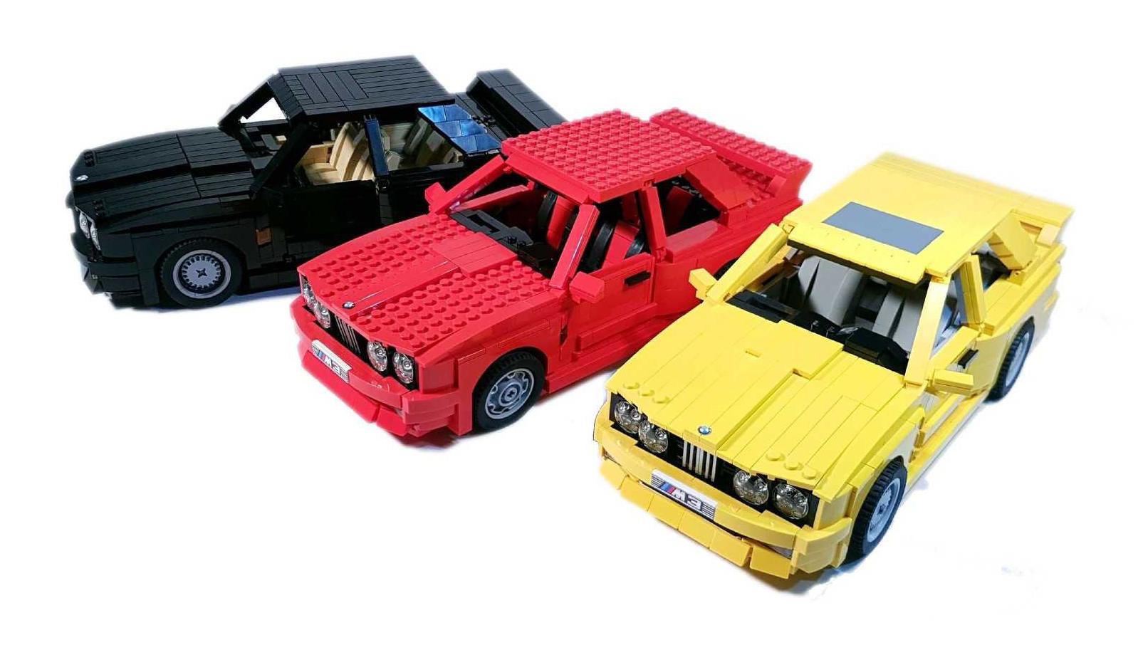 Lego BMW E30 M3