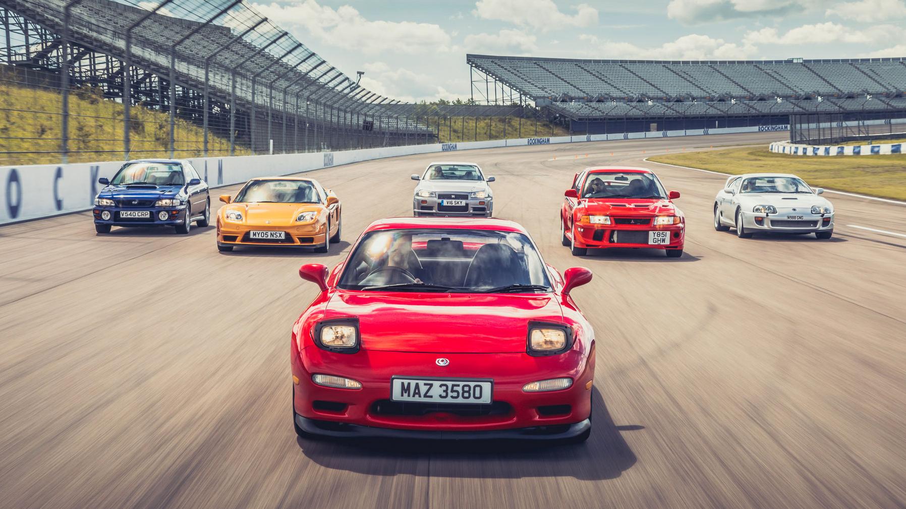 Gran Turismo cars in real life