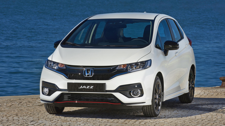Honda Jazz Dynamic front
